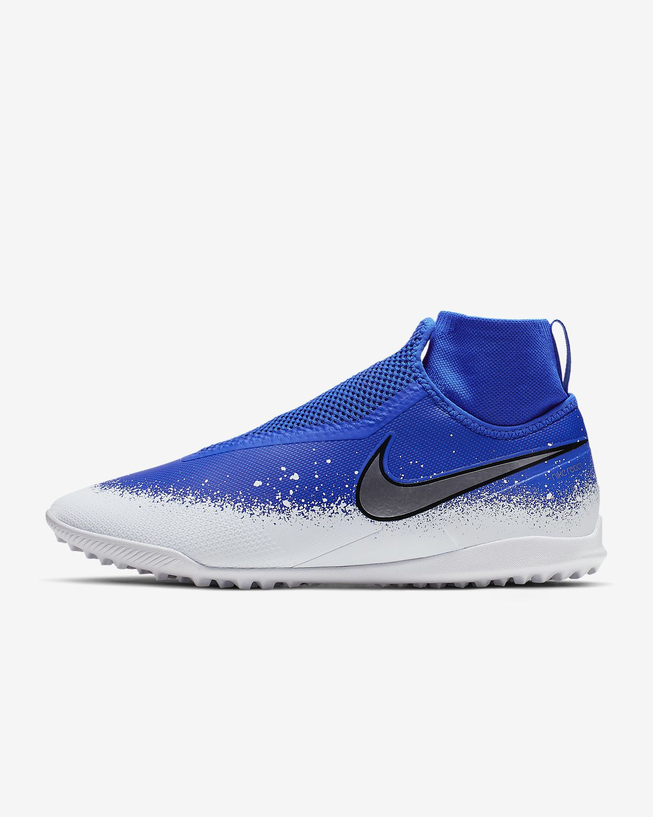 fb0bd9489 Nike React Phantom Vision Pro Dynamic Fit TF Turf Football Shoe ...