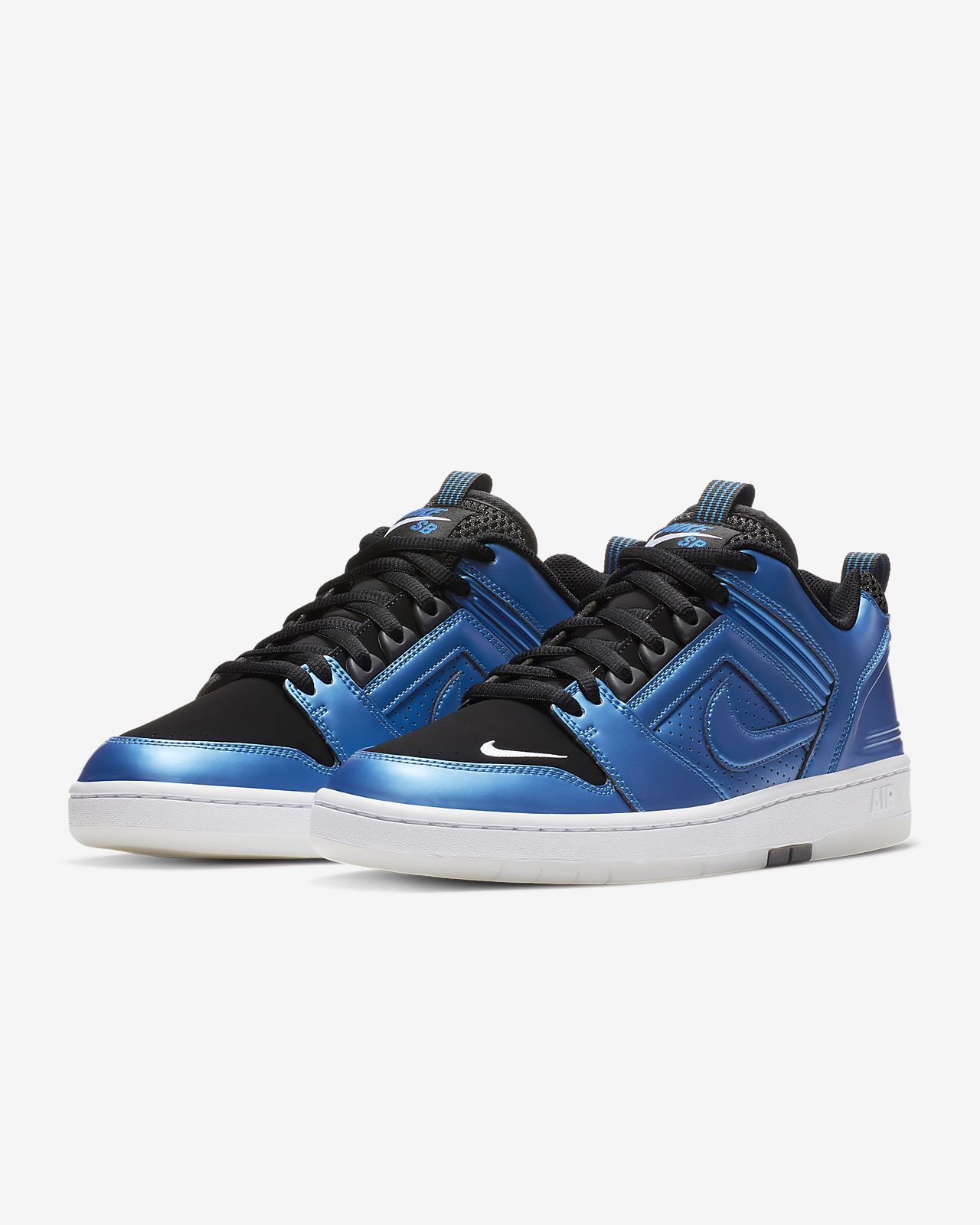 promo code d0ba1 a0eb4 ... Nike SB Air Force 2 Low Mens Skate Shoe