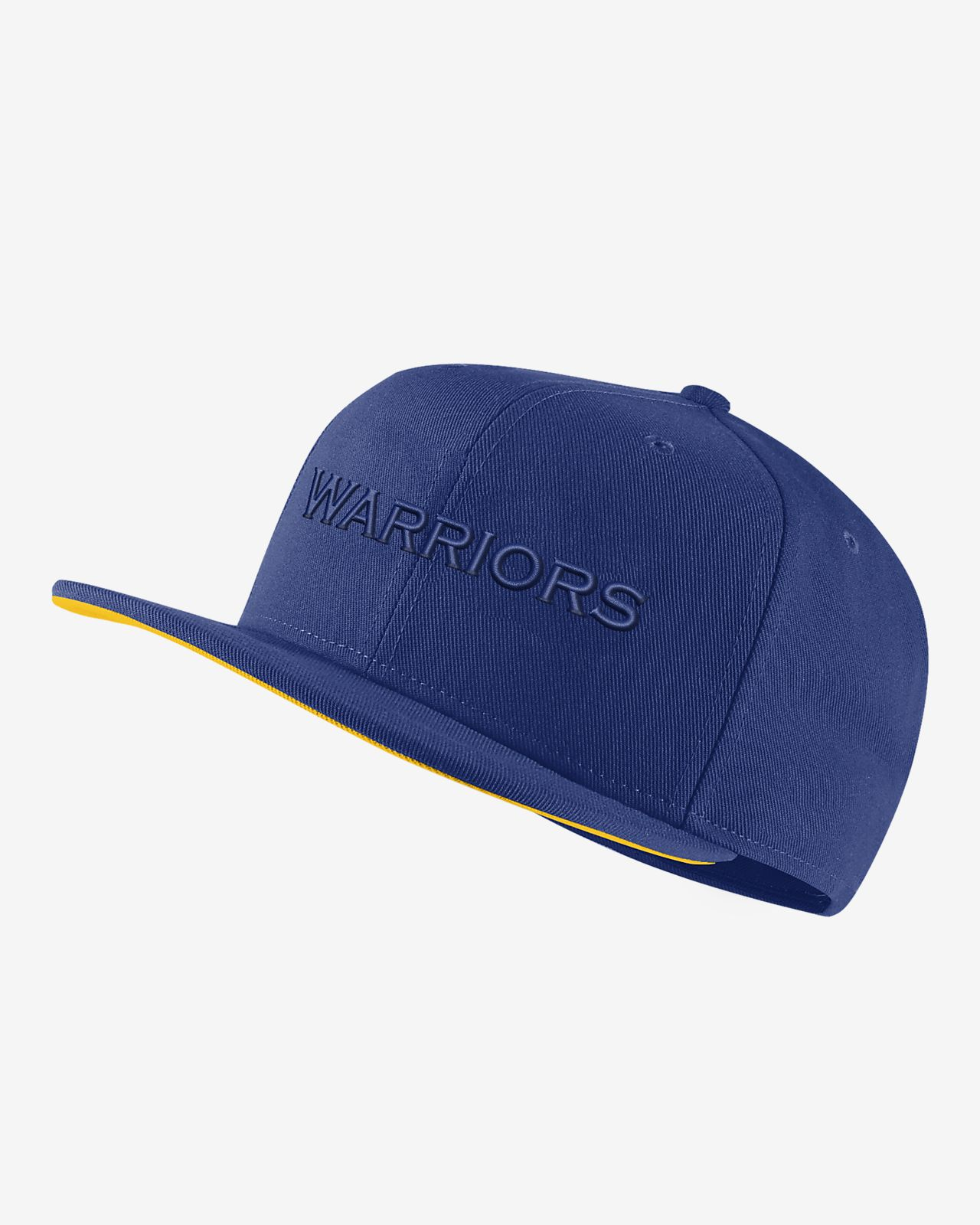 Golden State Warriors Nike AeroBill NBA Hat