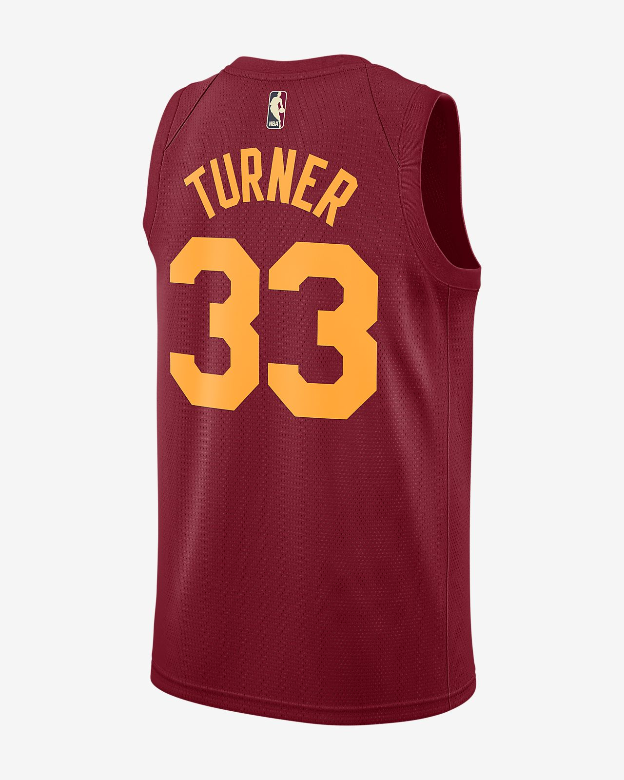 680905d5019 ... Myles Turner Classic Edition Swingman (Indiana Pacers) Men s Nike NBA  Connected Jersey