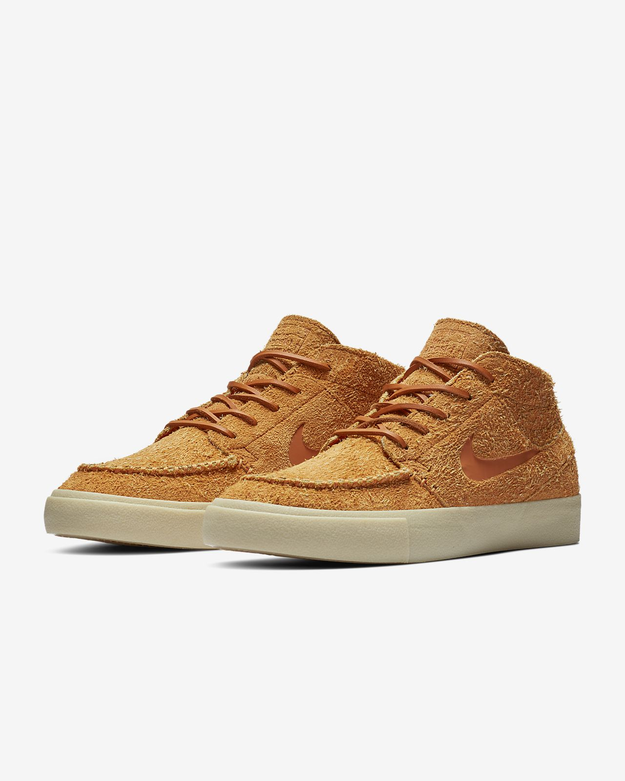 utterly stylish various colors get online Nike SB Zoom Stefan Janoski Mid Crafted Men's Skate Shoe