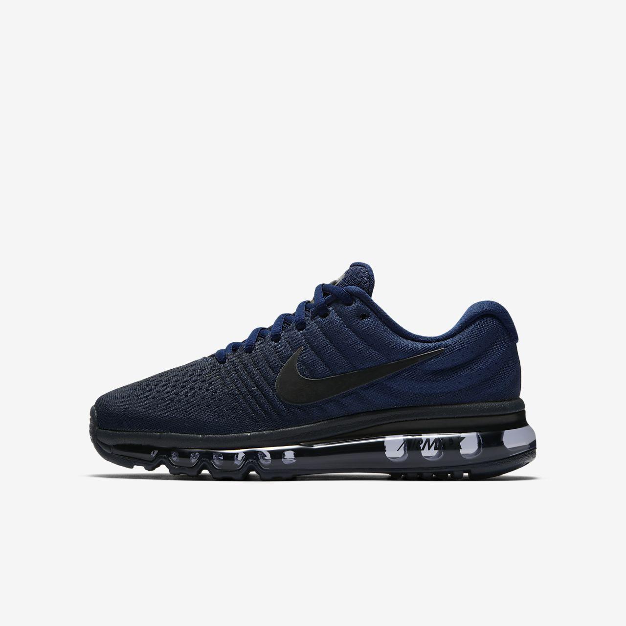 new products d8b5d fff27 ... closeout calzado para niños talla grande nike air max 2017 4f6a6 d3753