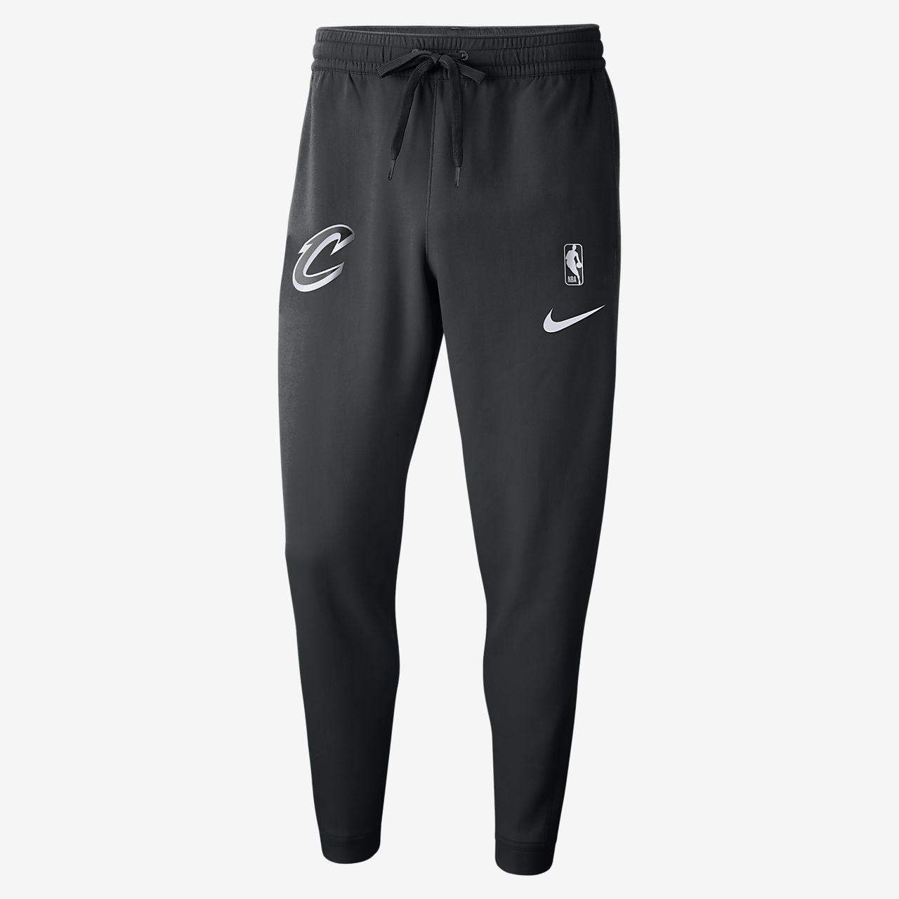 Pantalon NBA Cleveland Cavaliers Nike Dri-FIT Showtime pour Homme