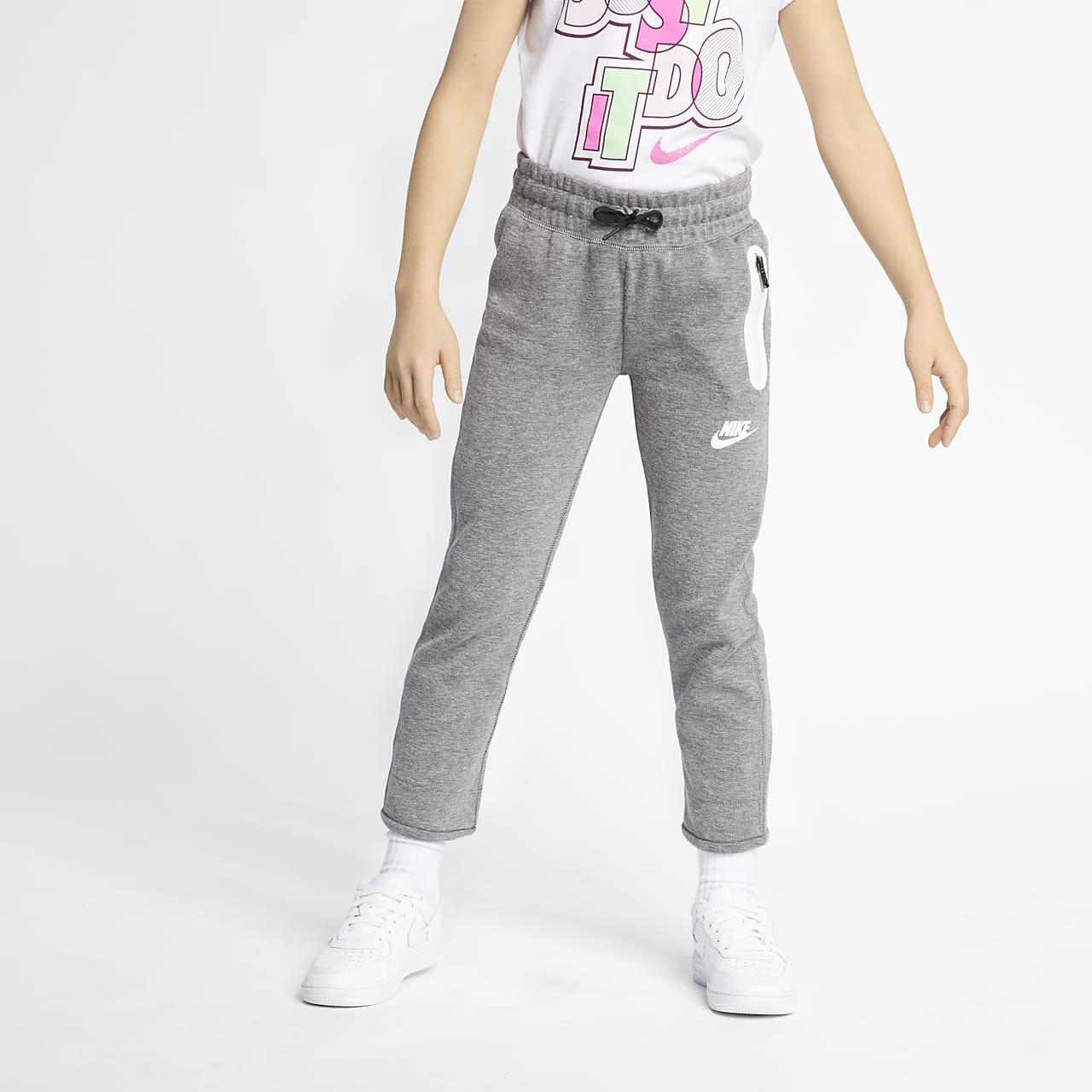 86047d121719 Nike Sportswear Tech Fleece Little Kids  Pants. Nike.com