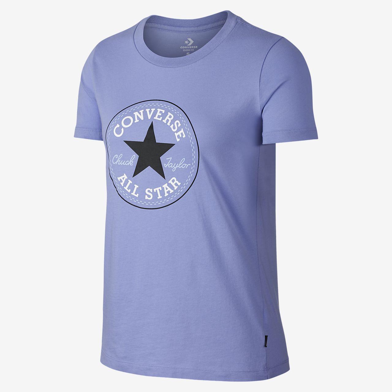 converse grey t shirt