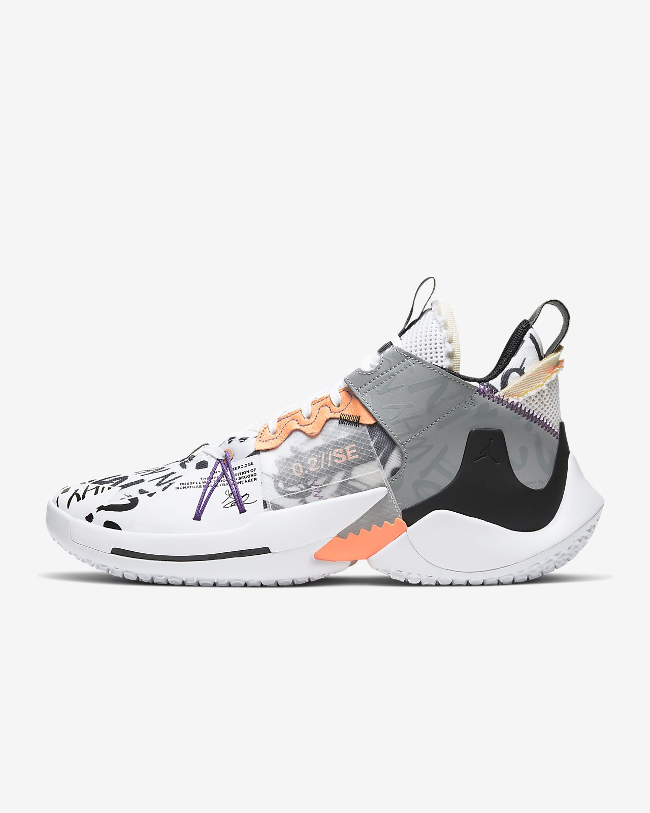 "Jordan ""Why Not?"" Zer0.2 SE"