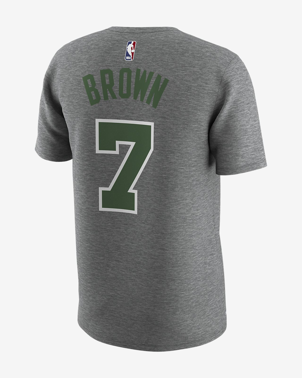 huge discount 39458 15323 Boston Celtics City Edition (Jaylen Brown) Nike Dri-FIT Men's NBA T-Shirt