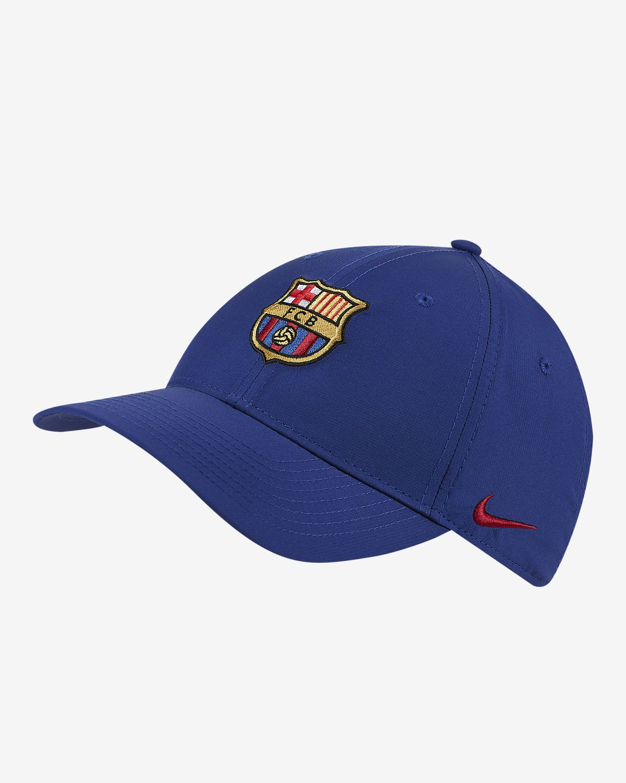 หมวกปรับได้ Nike Dri-FIT FC Barcelona Legacy91