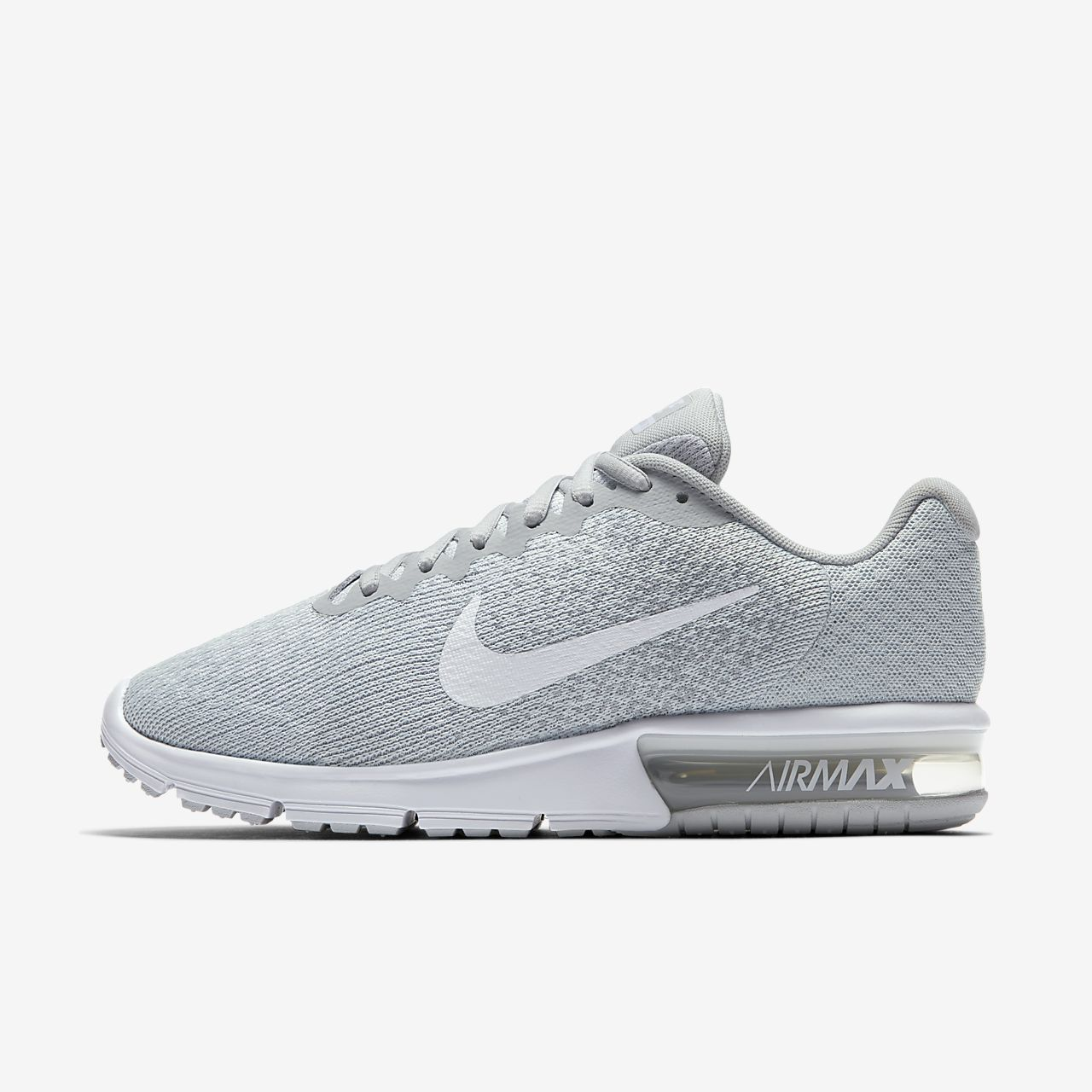 tenis nike fitsole grises