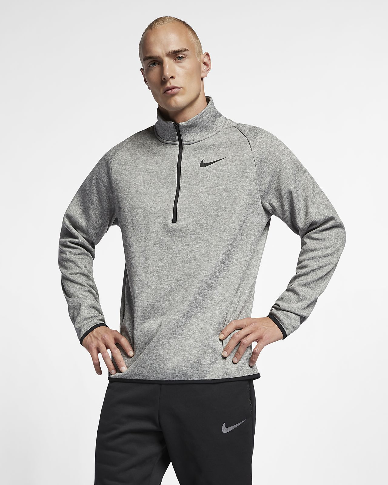 Nike Therma Men's Quarter-Zip Training Top