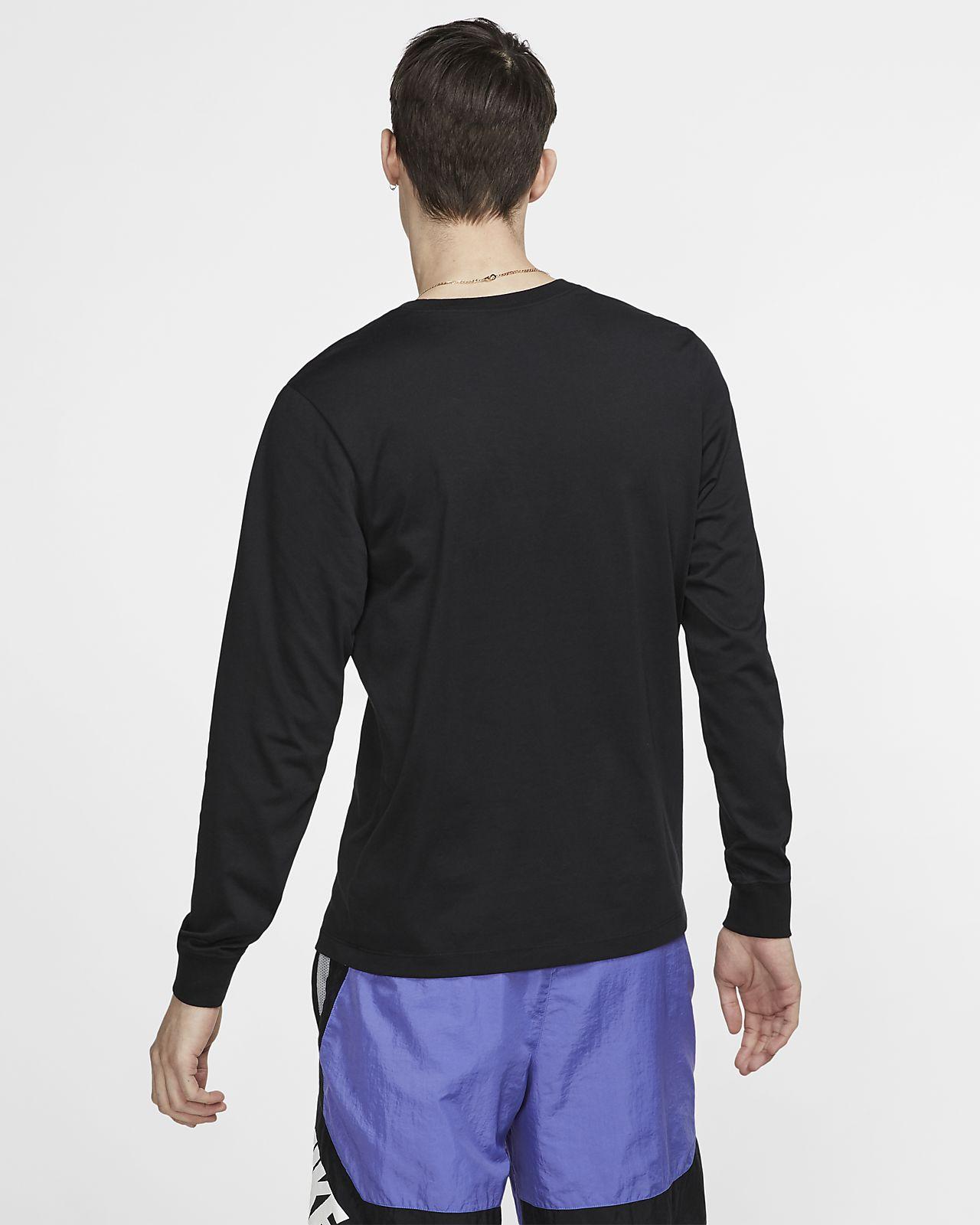 76b707408a3149 Nike Dri-FIT Men s Long-Sleeve Basketball T-Shirt. Nike.com