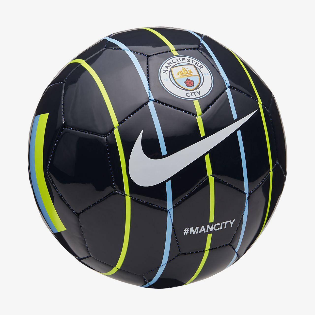 Balón de fútbol Manchester City FC Supporters. Nike.com MX f071dbb336f