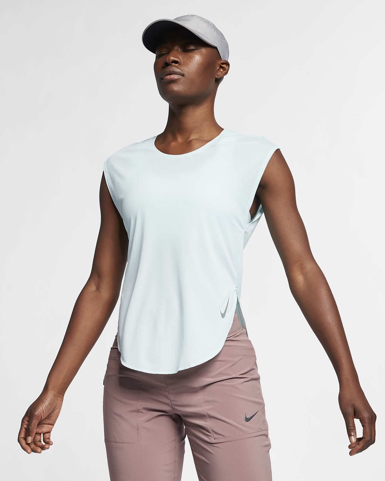 Nike City Sleek Women's Running Top