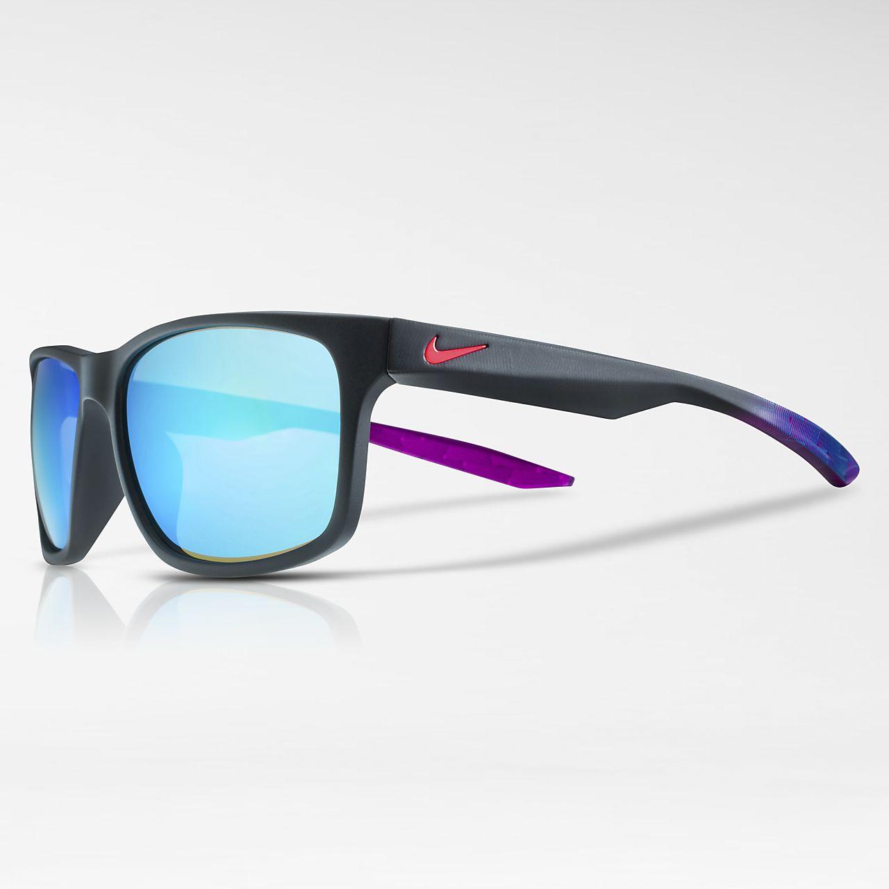 Nike Essential Chaser Mirrored Sonnenbrille - Schwarz IatIedEHB
