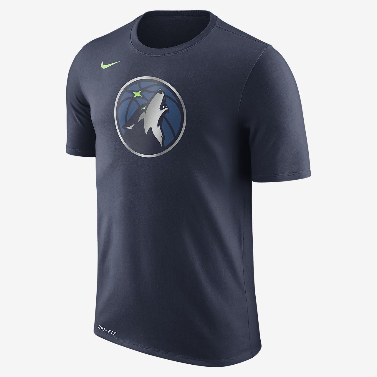 ... Minnesota Timberwolves Nike Dry Logo Men's NBA T-Shirt