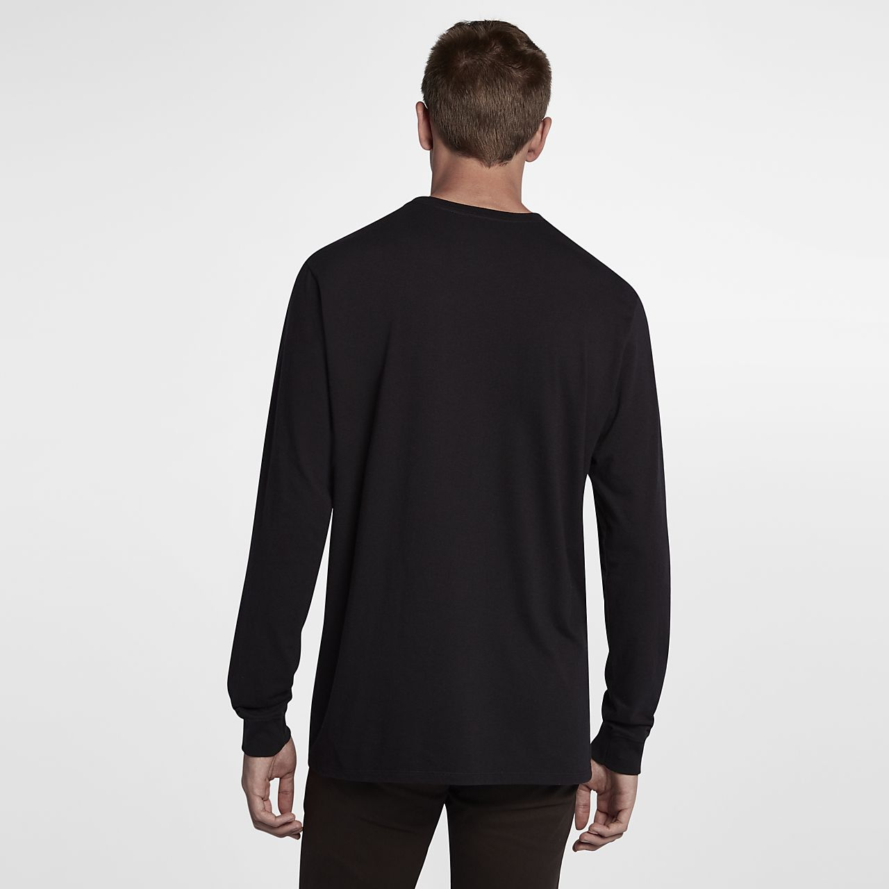 Hurley Pendleton Men's Long Sleeve T-Shirt. Nike.com