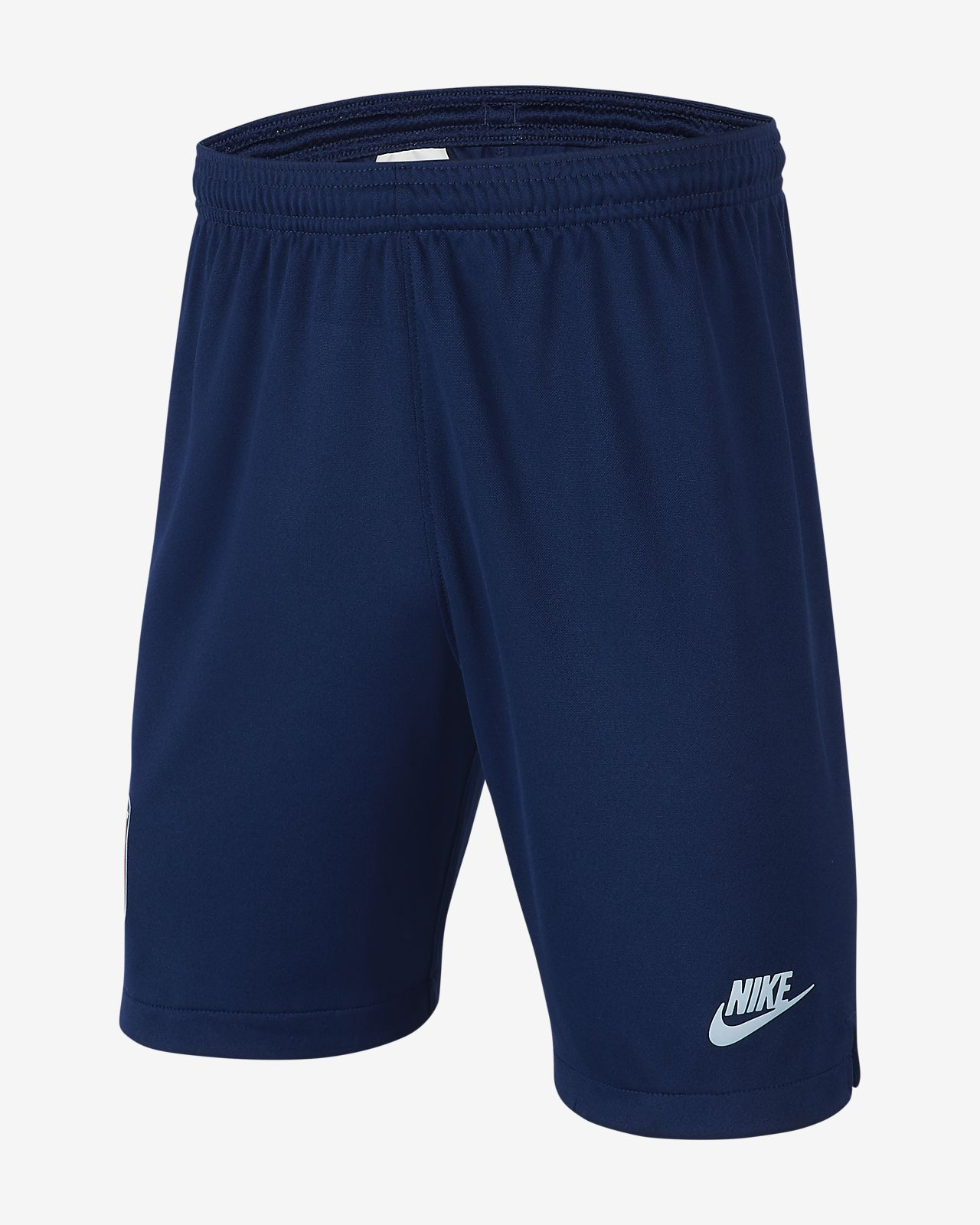 Atlético de Madrid 2019/20 Stadium Third Older Kids' Football Shorts