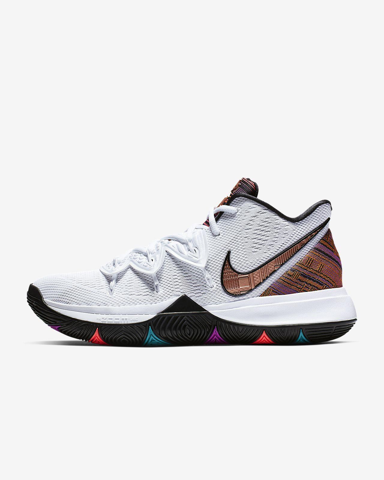 Kyrie 5 BHM Basketball Shoe. Nike.com f6d5d60c8