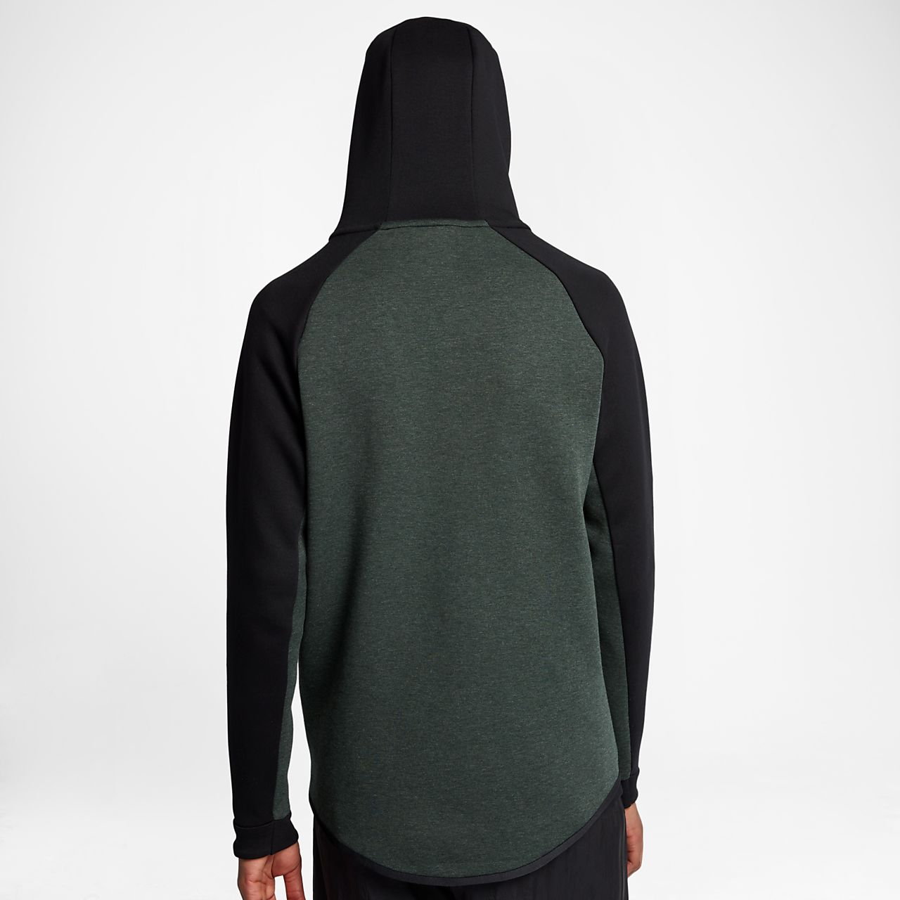 Nike tech fleece windrunner mens hoodie, Men's Fashion