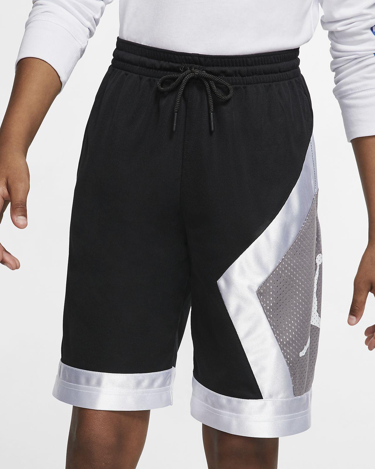 Jordan Jumpman Dri-FIT Big Kids' (Boys') Color-Blocked Shorts
