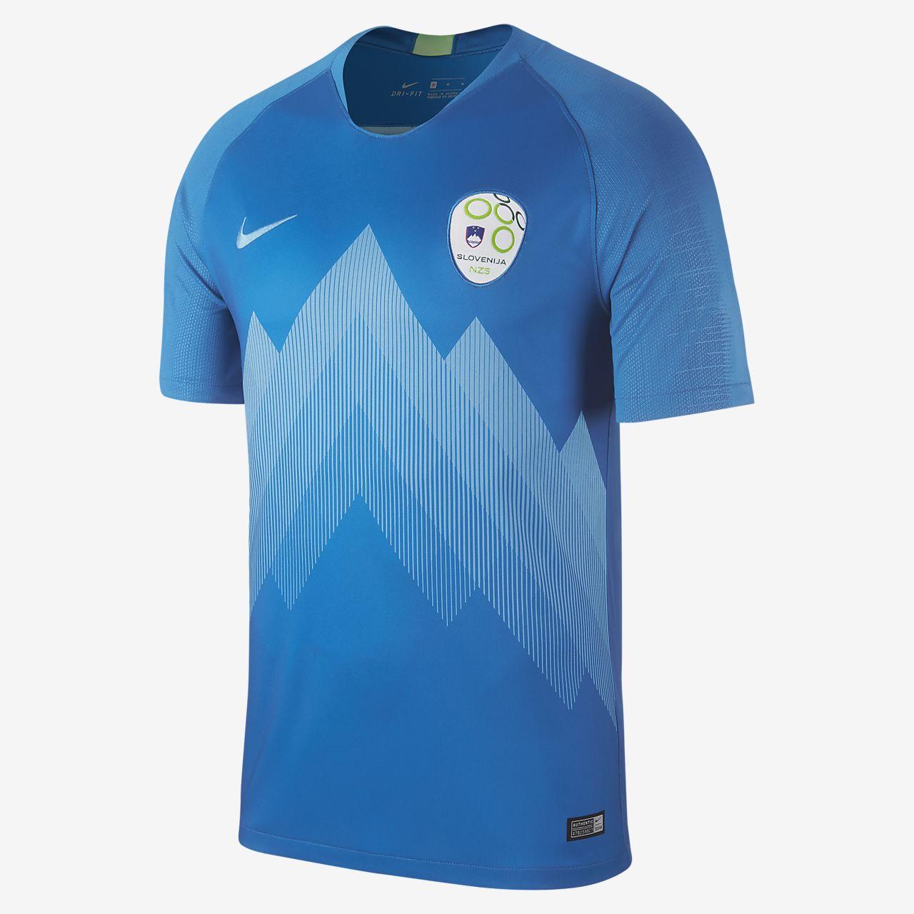 Pánský fotbalový dres 2018 Slovenia Stadium Away