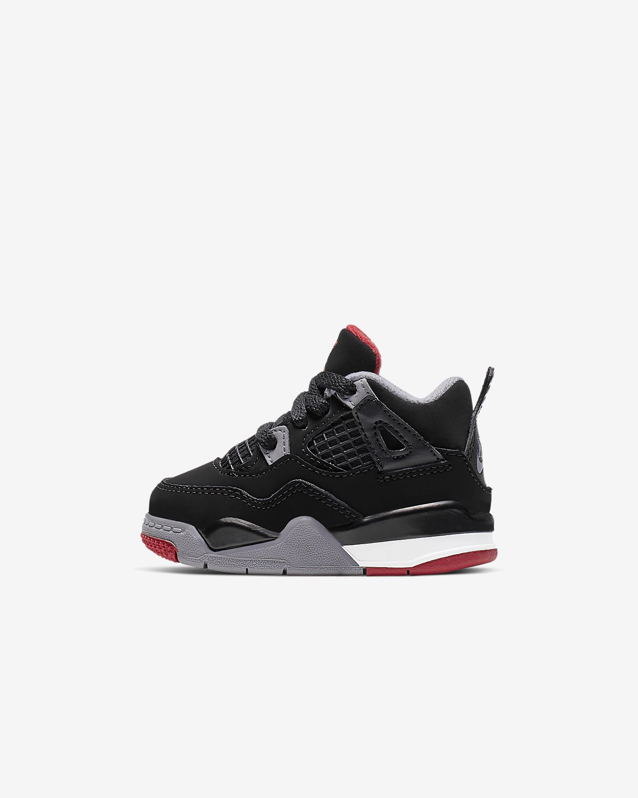 super popular 0e4e4 bf988 ... Chaussure Air Jordan 4 Retro pour Bébé Petit enfant