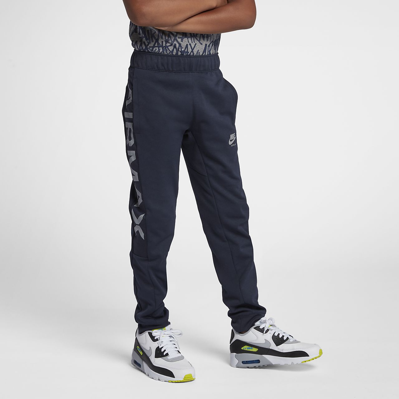 Nike Air Max Hose für ältere Kinder (Jungen). CH