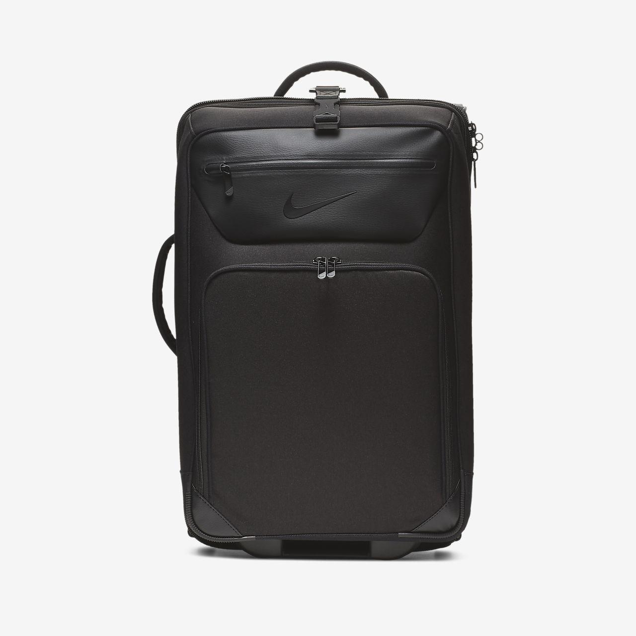 bien conocido en pies imágenes de exuberante en diseño Nike Departure Roller Bag. Nike.com