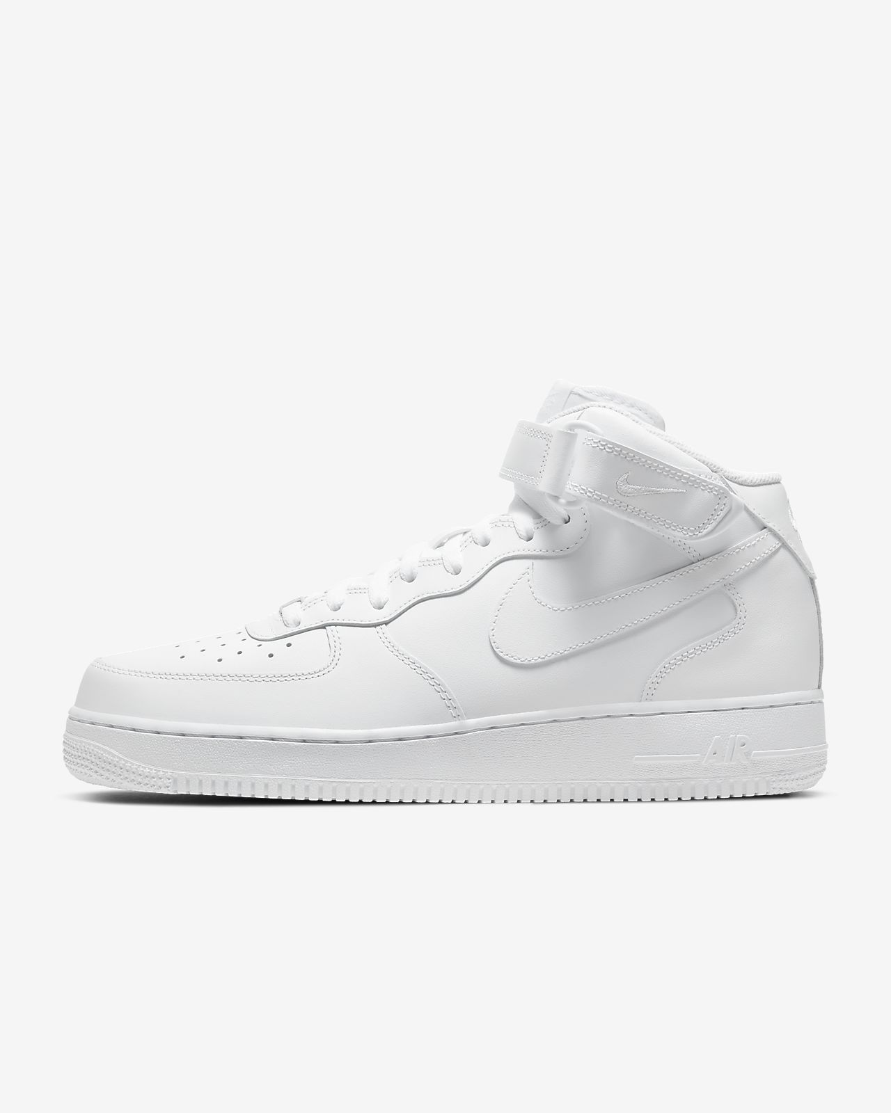 Nike Air Force 1 Mid shoes white