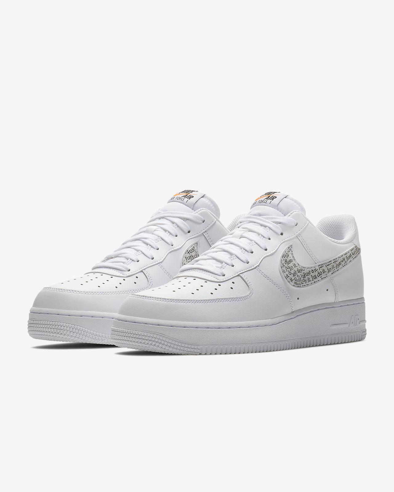 726883d432e5 Nike Air Force 1  07 LV8 JDI LNTC Men s Shoe. Nike.com NO
