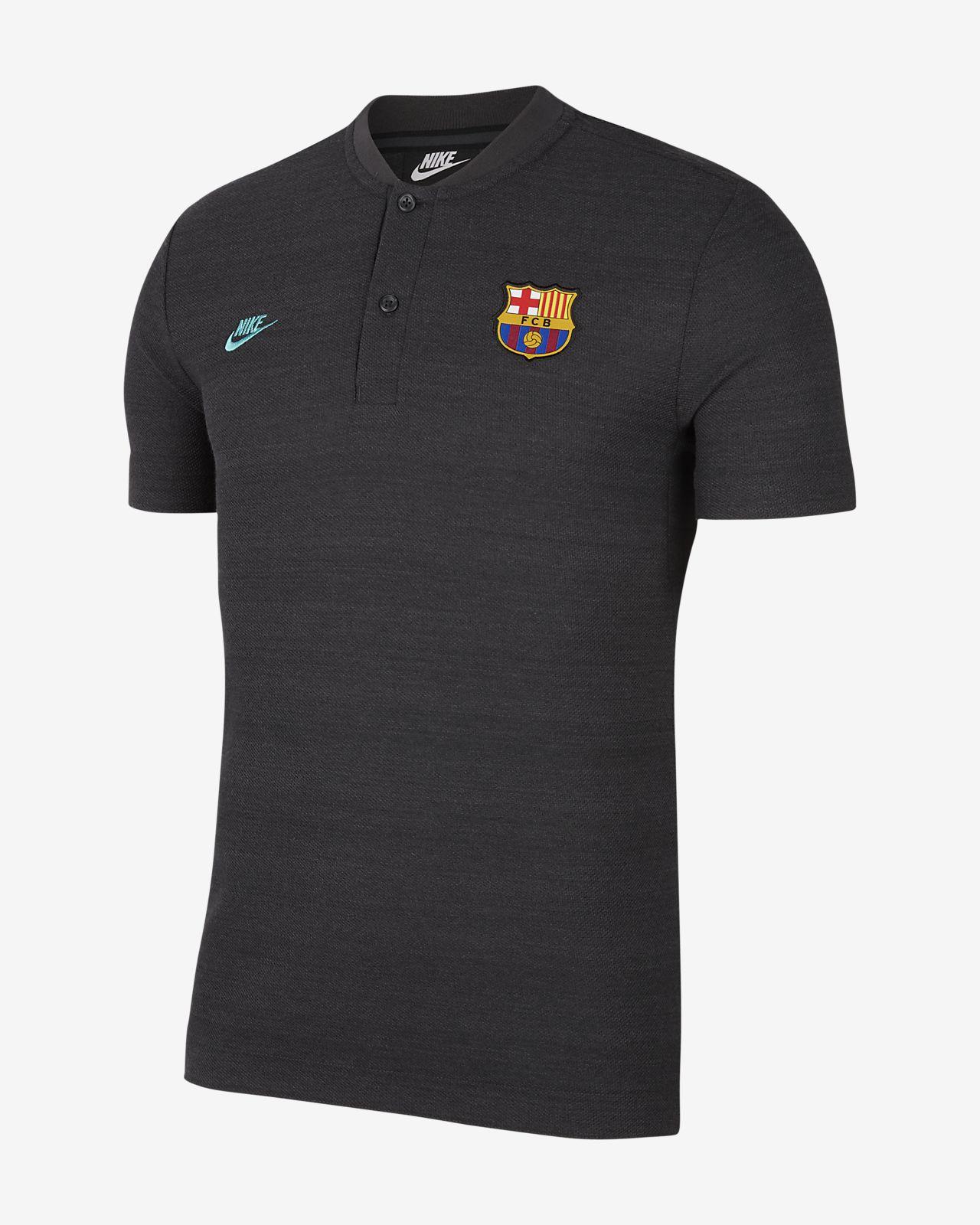Męska koszulka polo FC Barcelona