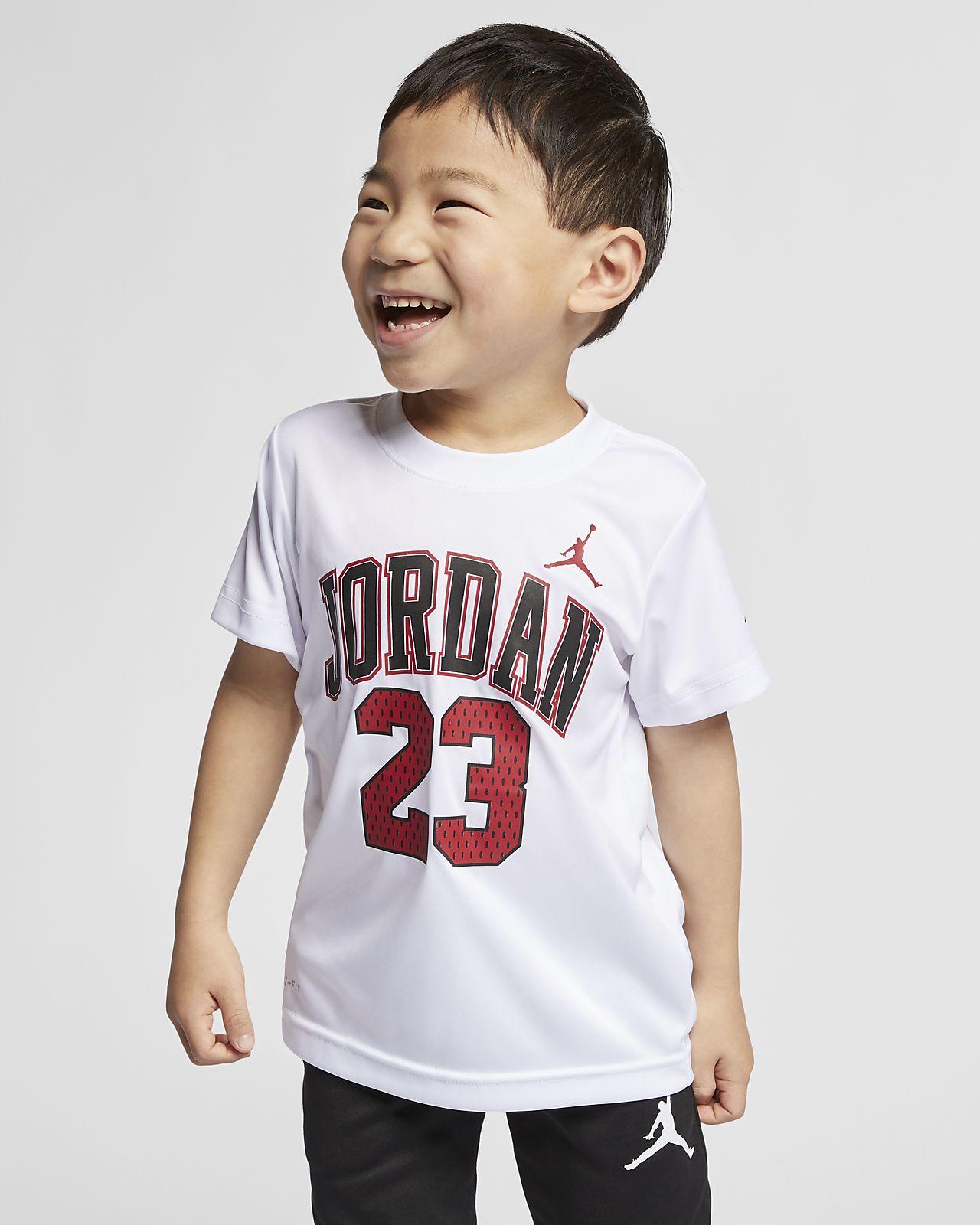 Jordan Dri-FIT 23 Camiseta con estampado - Niño/a pequeño/a