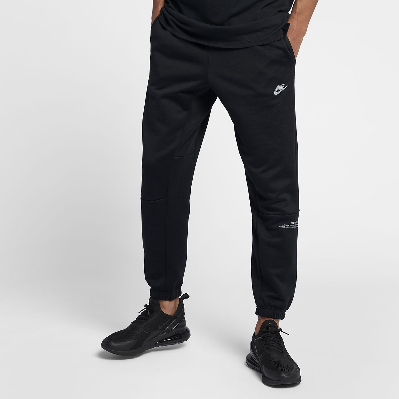 Air Max De Sportswear Pantalon Nike Be Jogging Pour A71uuqa Homme tRYqwUOO