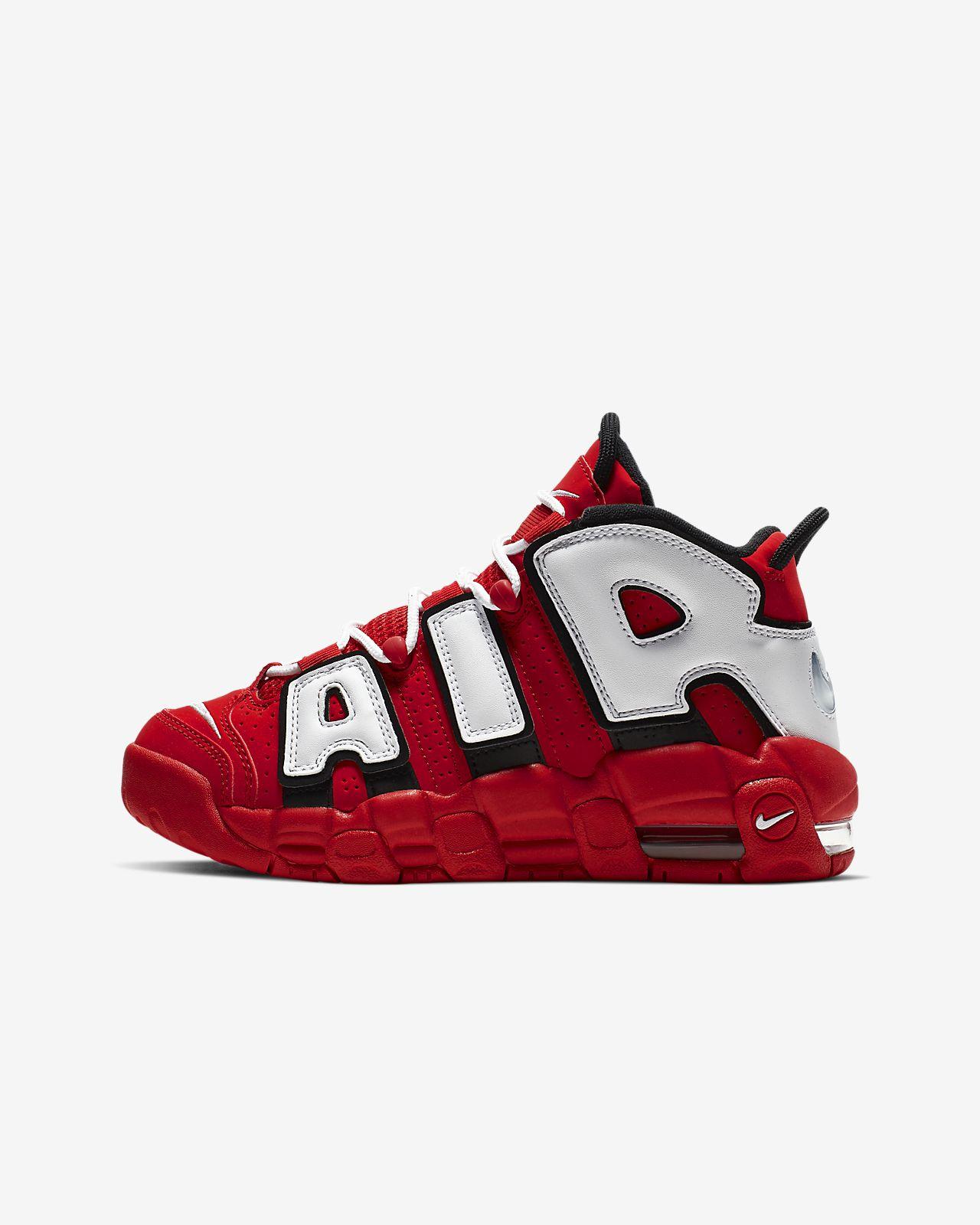 b170f131cb05 Nike Air More Uptempo QS Big Kids  Shoe. Nike.com