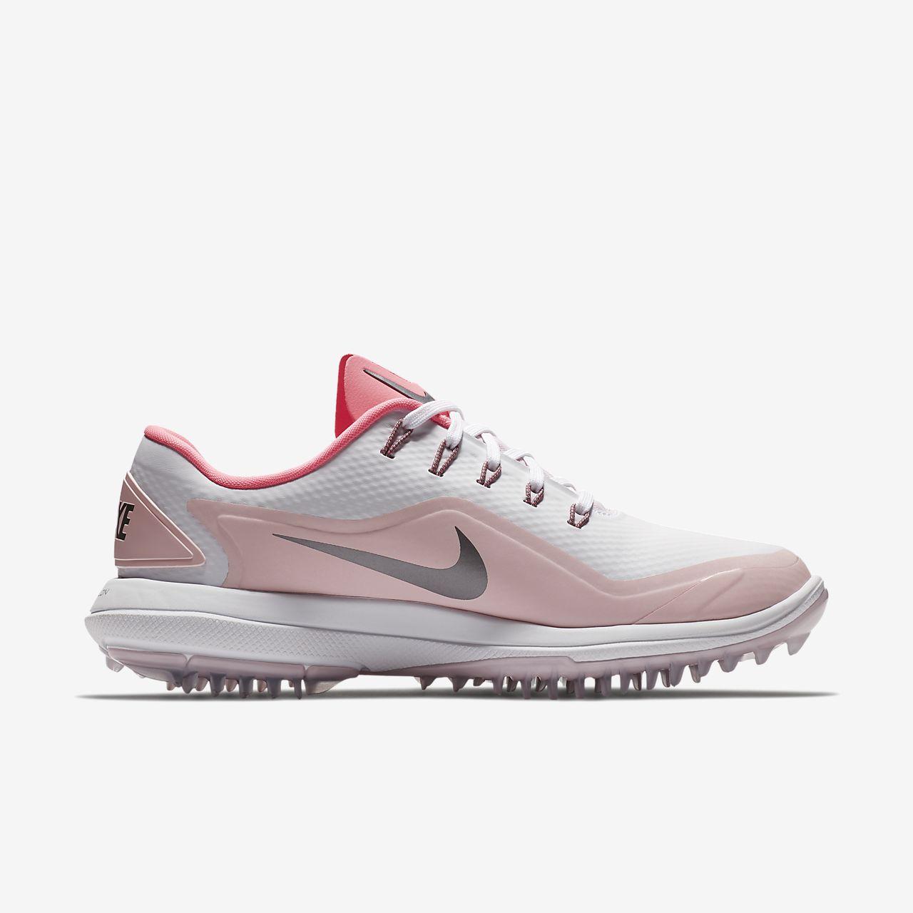 Nike Llunar Control Womens Golf Shoe  White