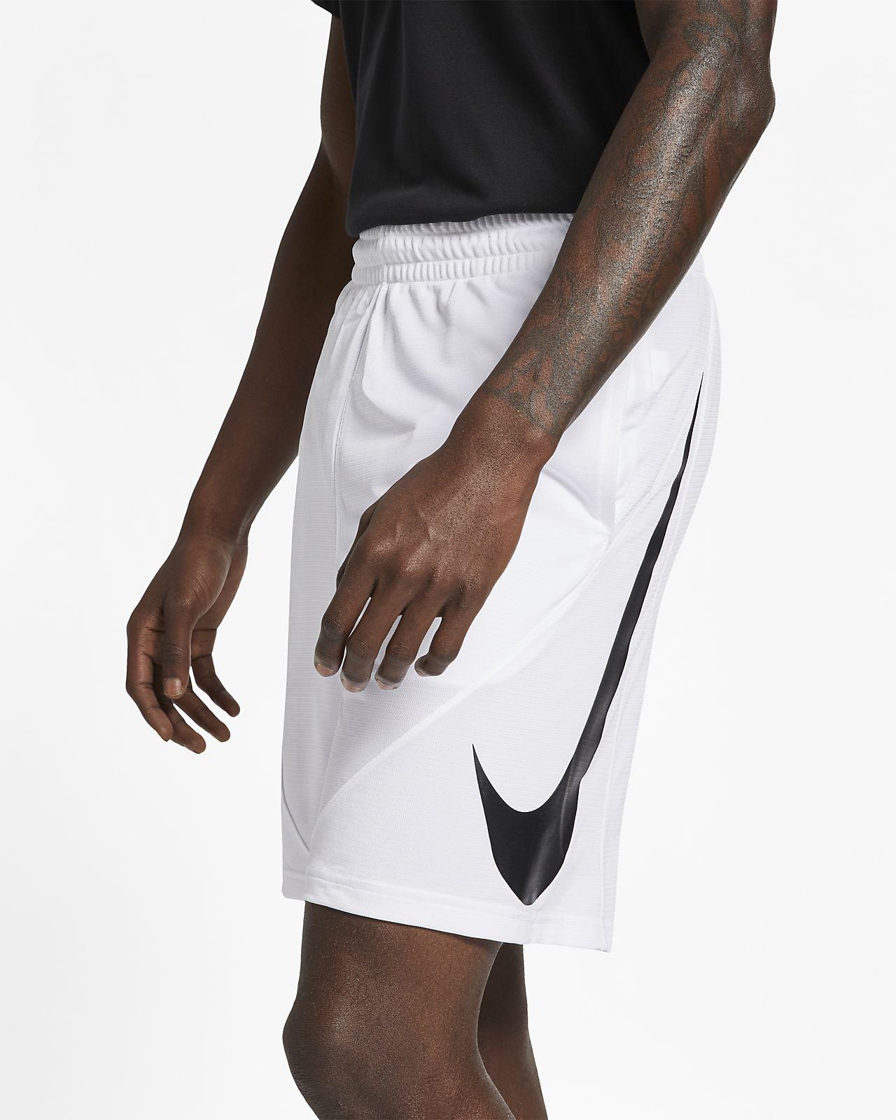 Pánské 23cm basketbalové kraťasy Nike