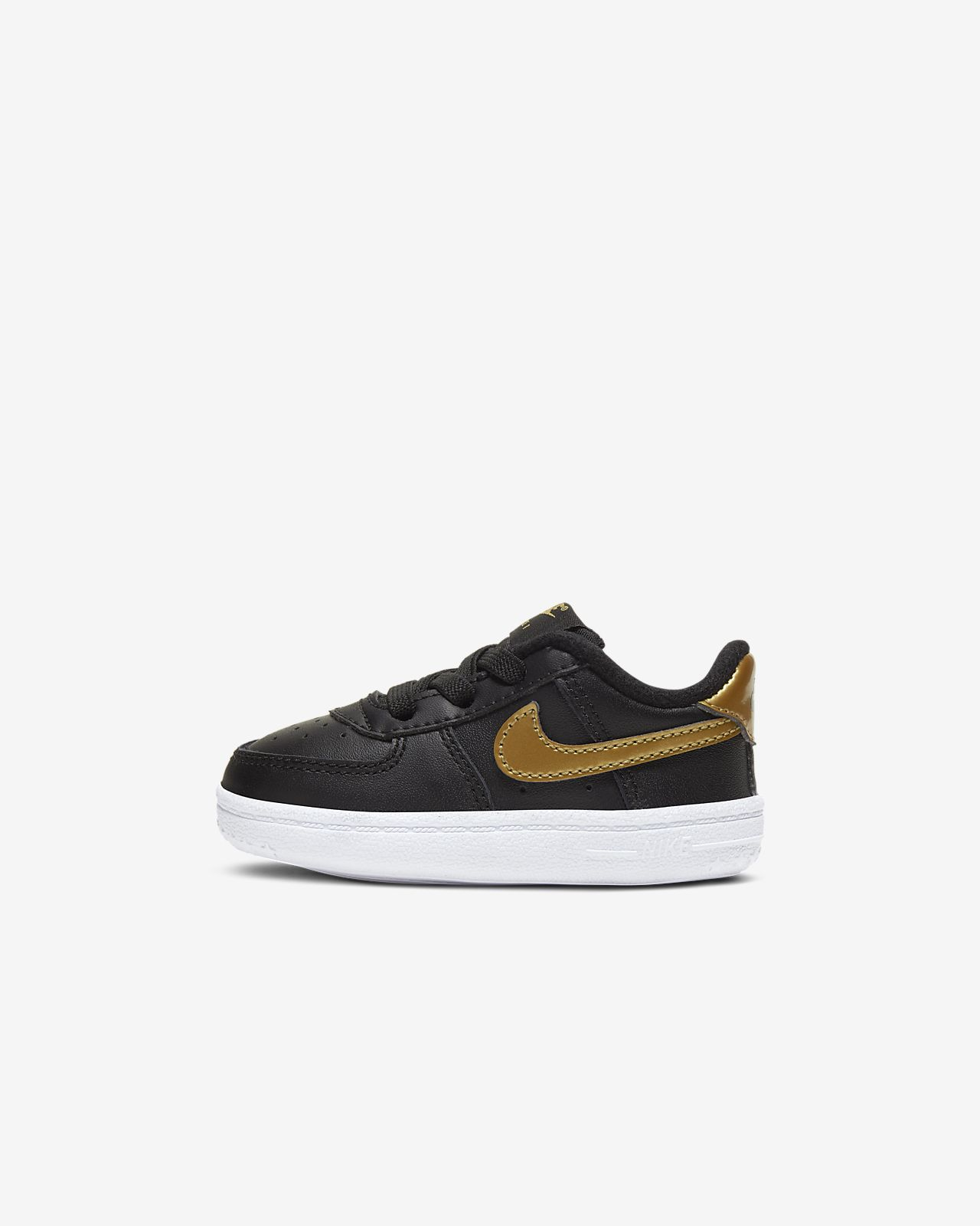 Nike Force 1 Cot Baby Bootie