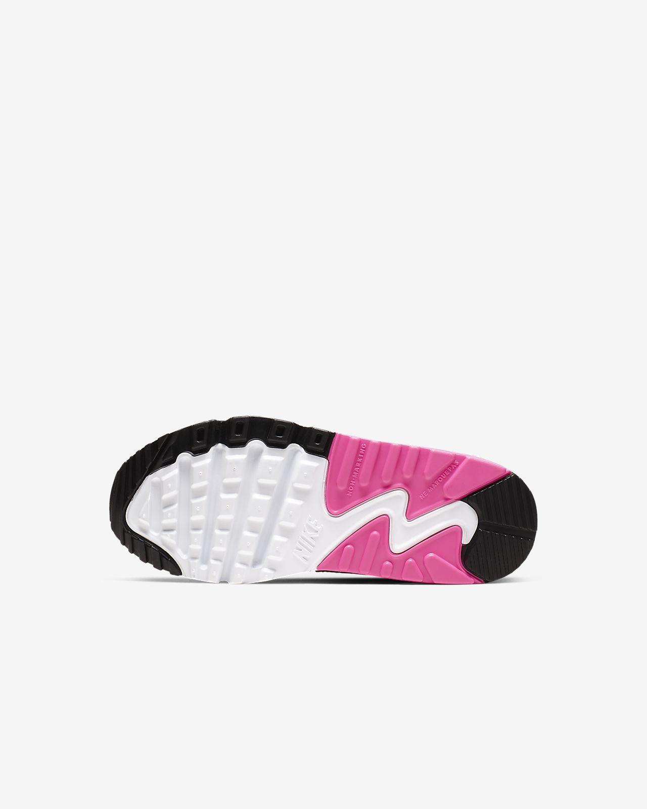 cheaper 5c4e1 34fbd Nike Air Max 90 Leather Little Kids' Shoe