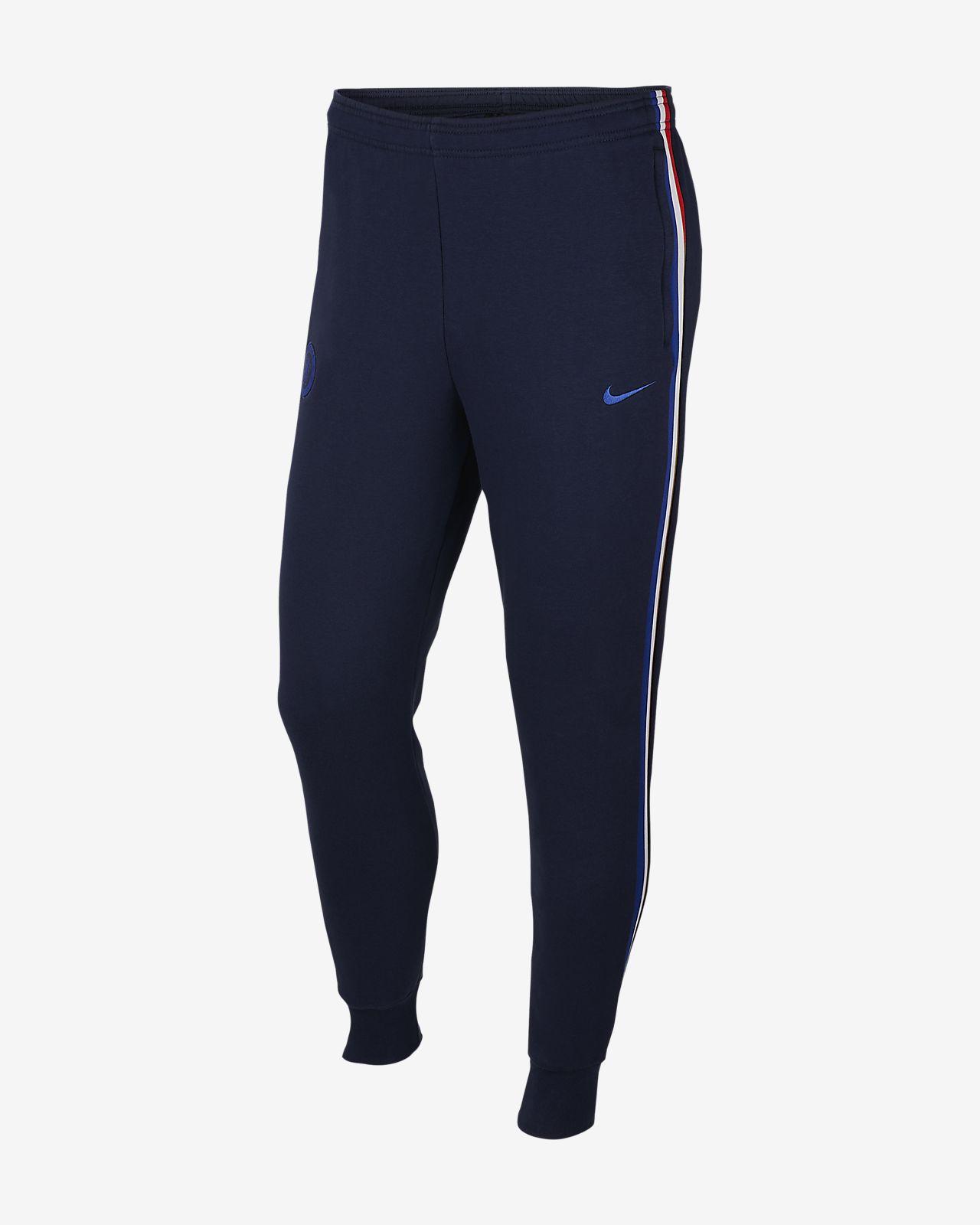 Pantalones de tejido Fleece para hombre Chelsea FC