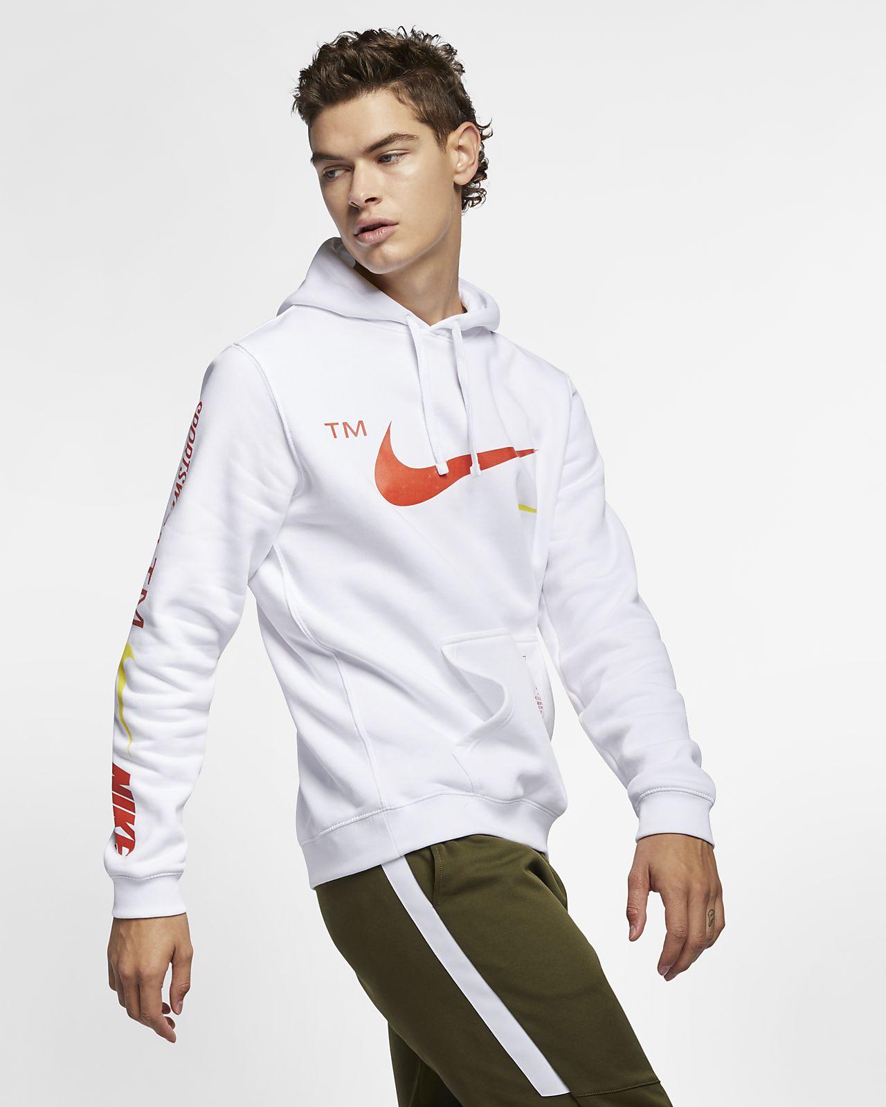 Felpa pullover con cappuccio Nike Sportswear Club