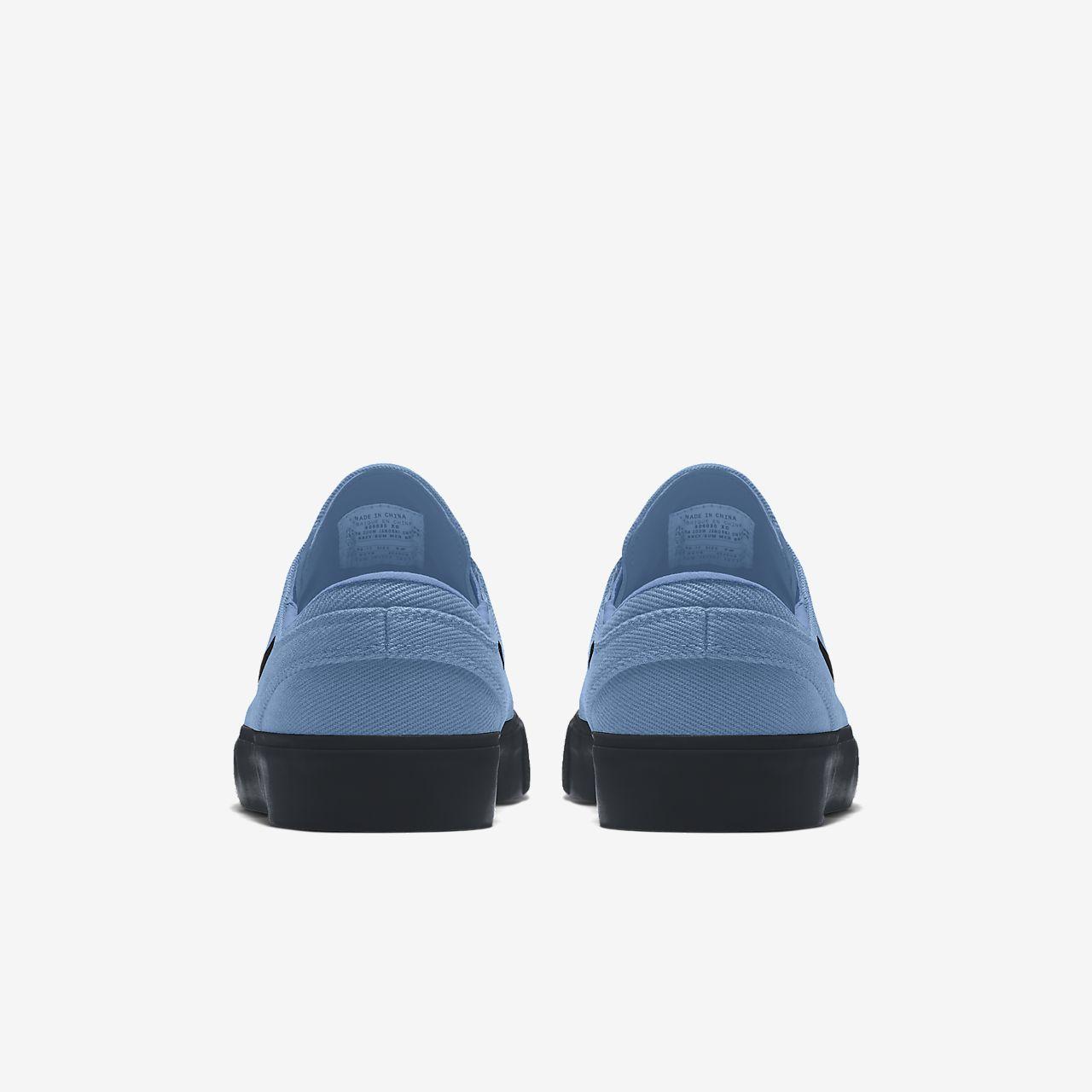 Nike SB Zoom Stefan Janoski RM By You personalisierbarer Skateboardschuh