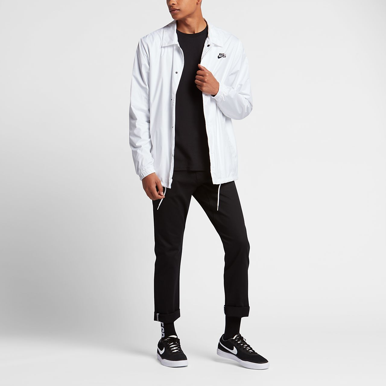... Nike SB Shield Coaches Men's Jacket