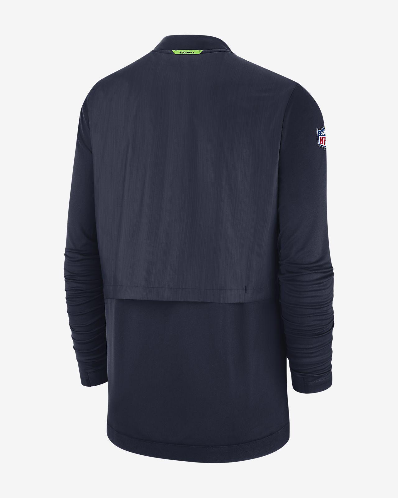 ac1f87e749d9 Nike Elite Hybrid (NFL Seahawks) Men s Full-Zip Jacket. Nike.com
