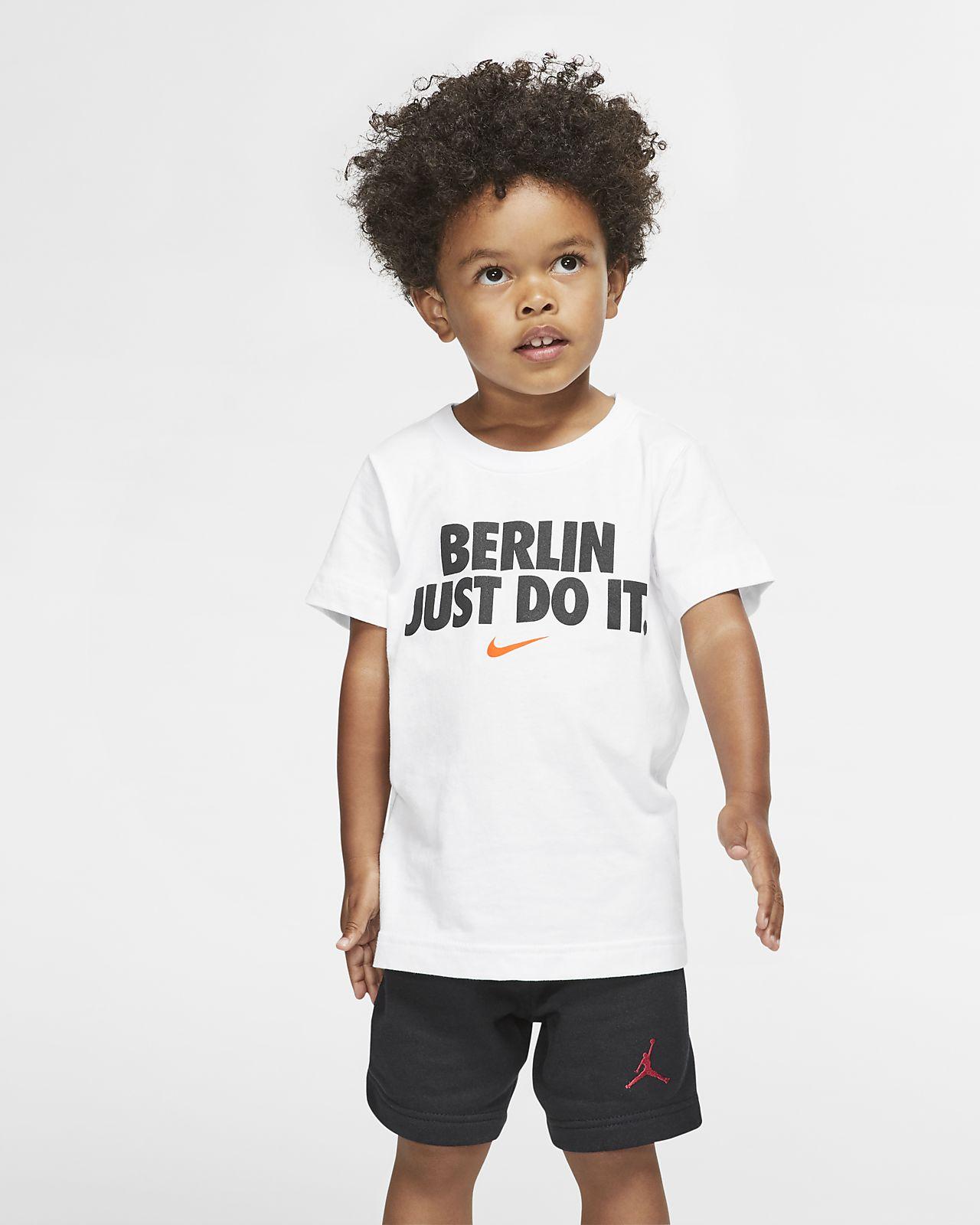 Nike JDI T-shirt voor peuters