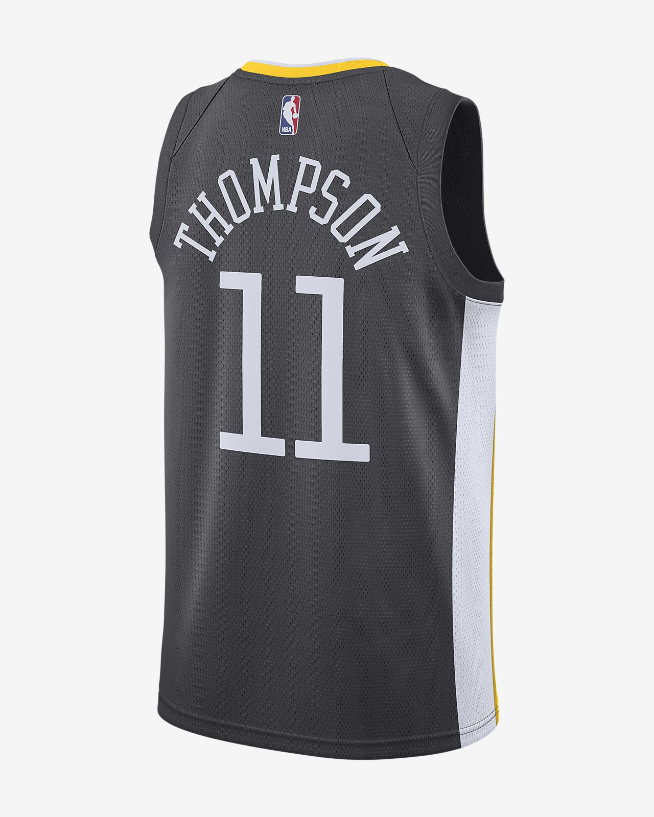 e71e5881662 ... Klay Thompson Statement Edition Swingman (Golden State Warriors) Men s  Nike NBA Connected Jersey
