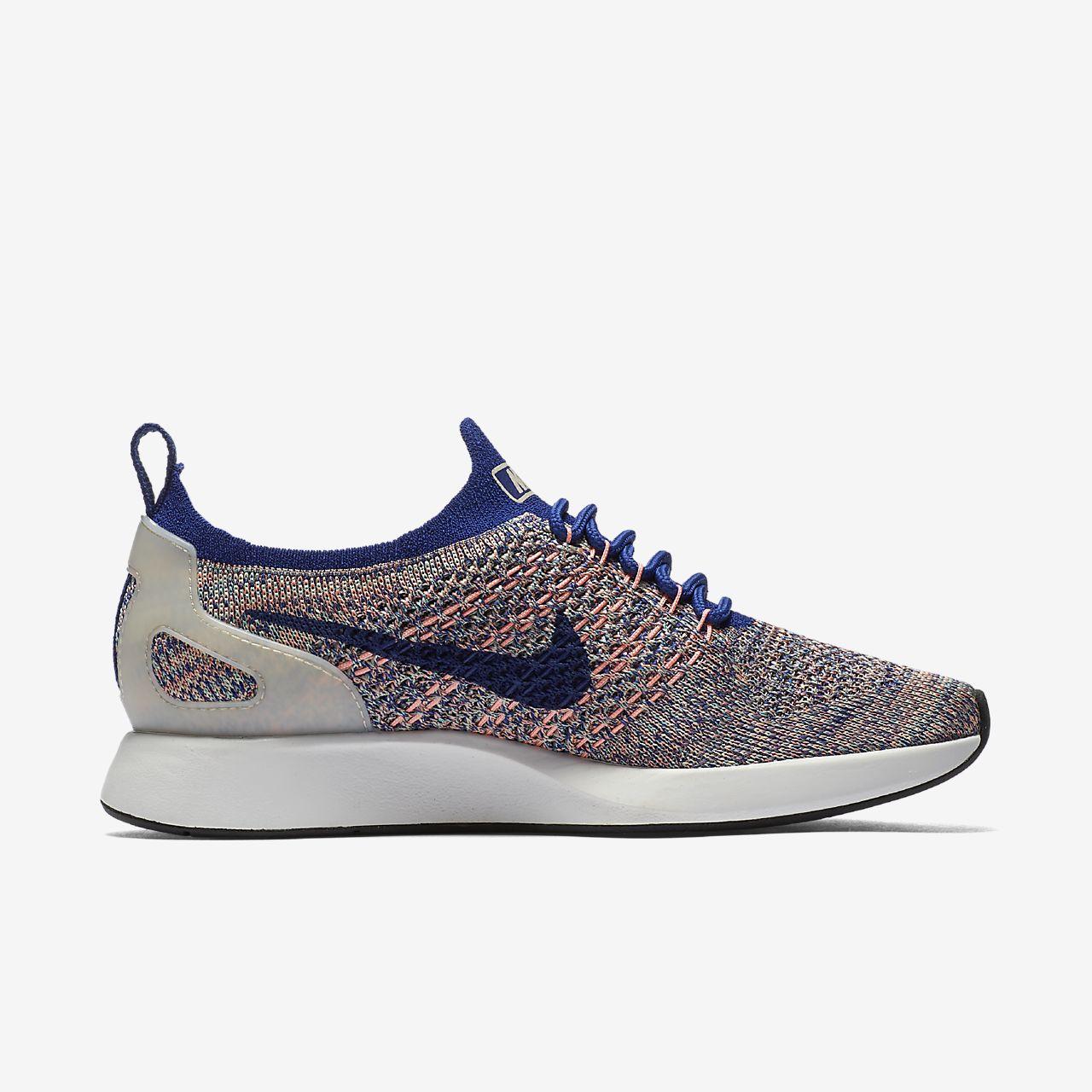Nike Wmns Air Zoom Mariah FK Racer Flyknit Grey Women Running Shoes AA0521002