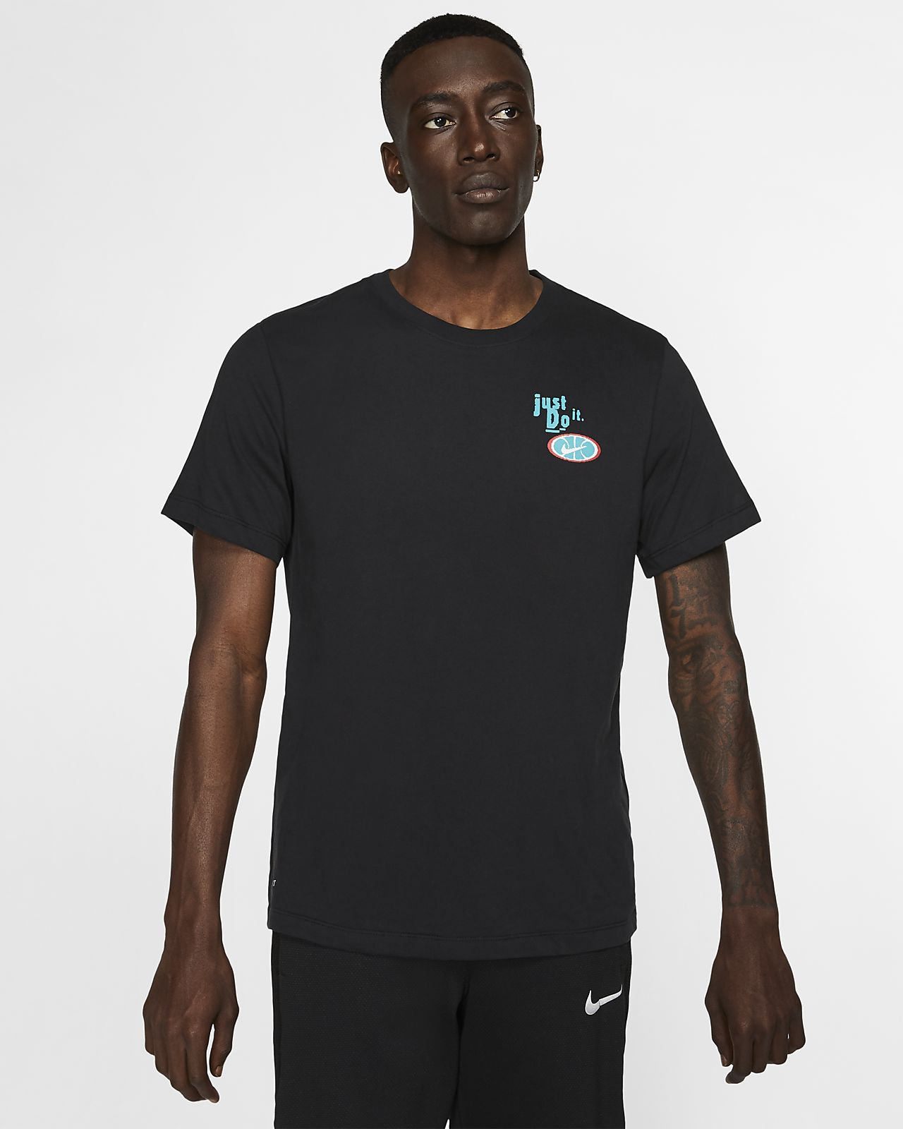 new concept lower price with online shop Nike Dri-FIT Men's Basketball T-Shirt