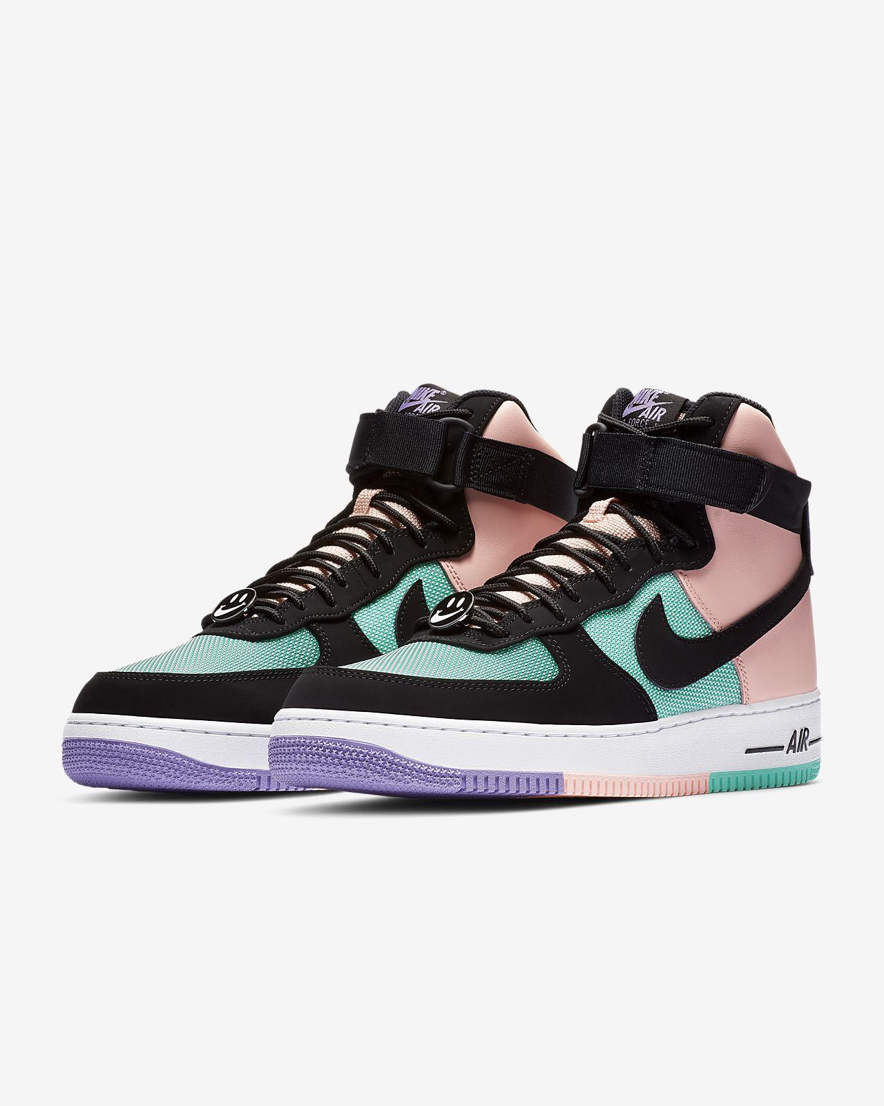 buy online 0673f 3d008 ... Nike Air Force 1 High  07 LV8 Men s Shoe