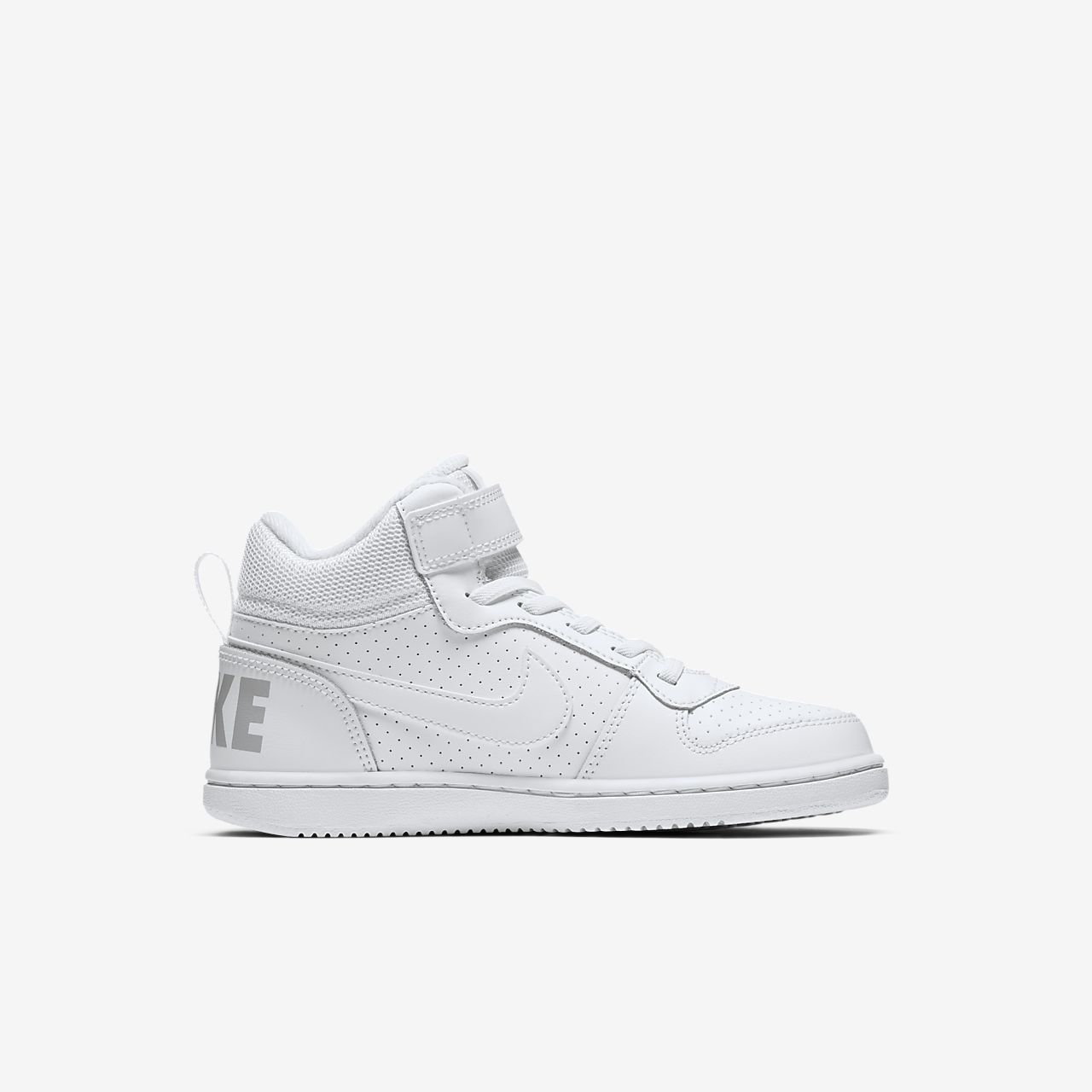 outlet store 64778 c5138 ... NikeCourt Borough Mid Little Kids Shoe