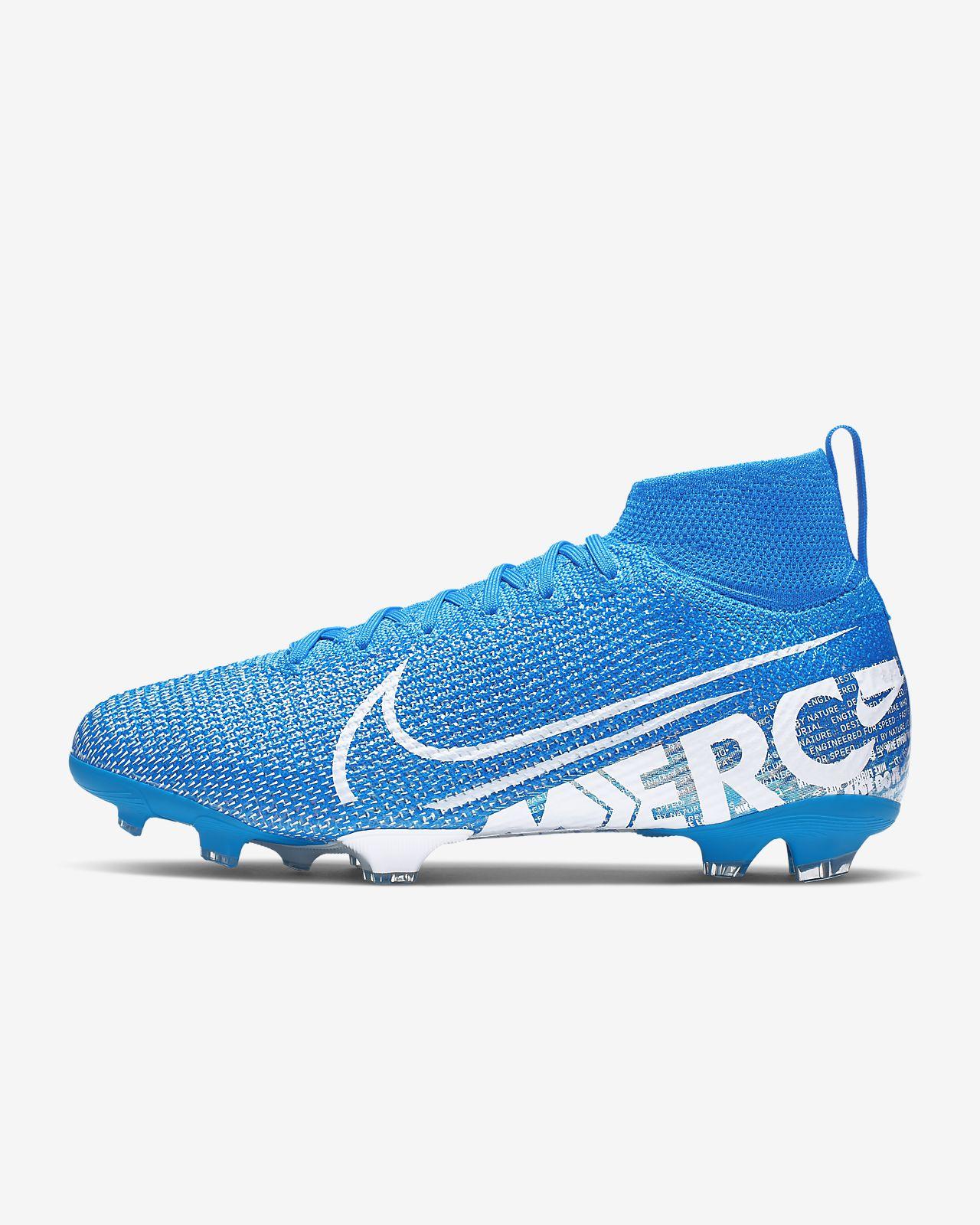 Nike Jr. Mercurial Superfly 7 Elite FG Voetbalschoen voor kids (stevige ondergrond)